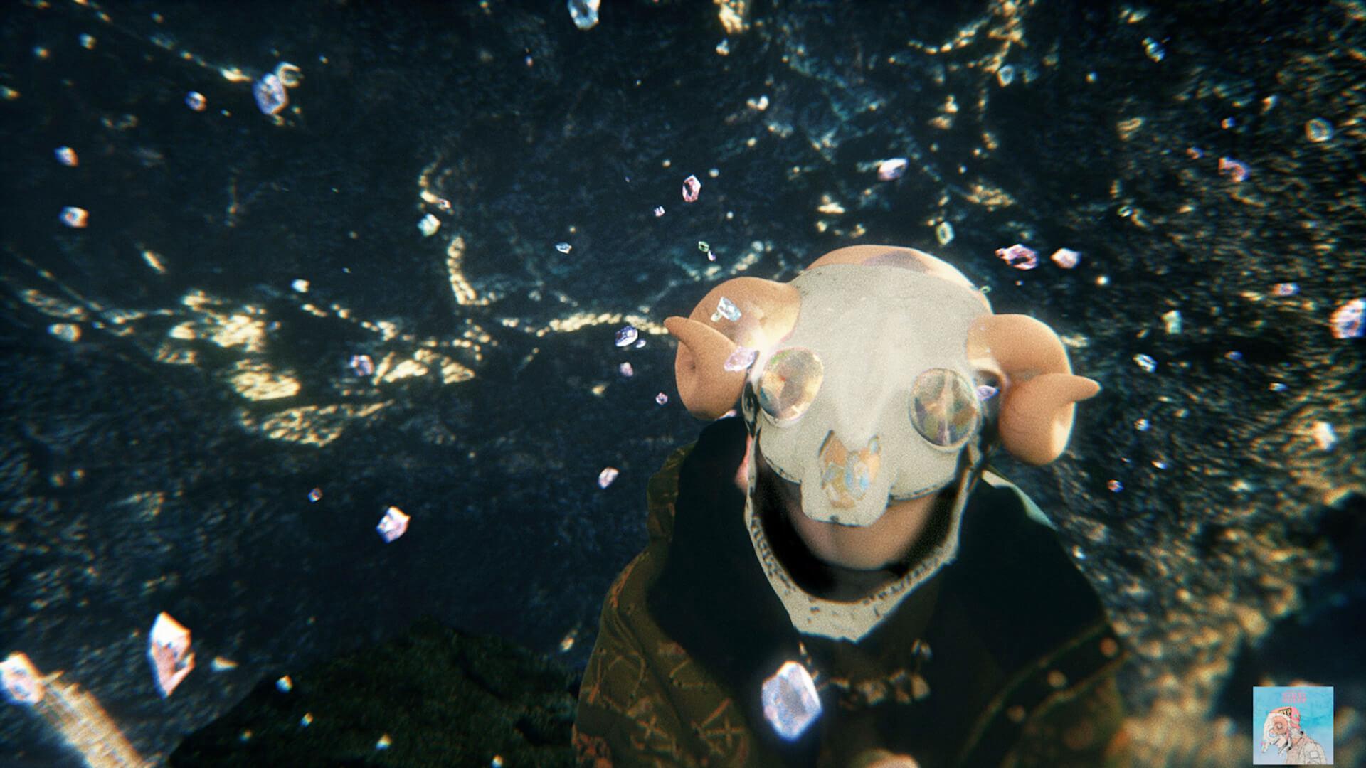 米津玄師『STRAY SHEEP』が2020年の音楽シーンを席巻!22冠達成で『フォートナイト』でのライブ映像を使用した新CMも放送開始 music201221_yonezukenshi_10