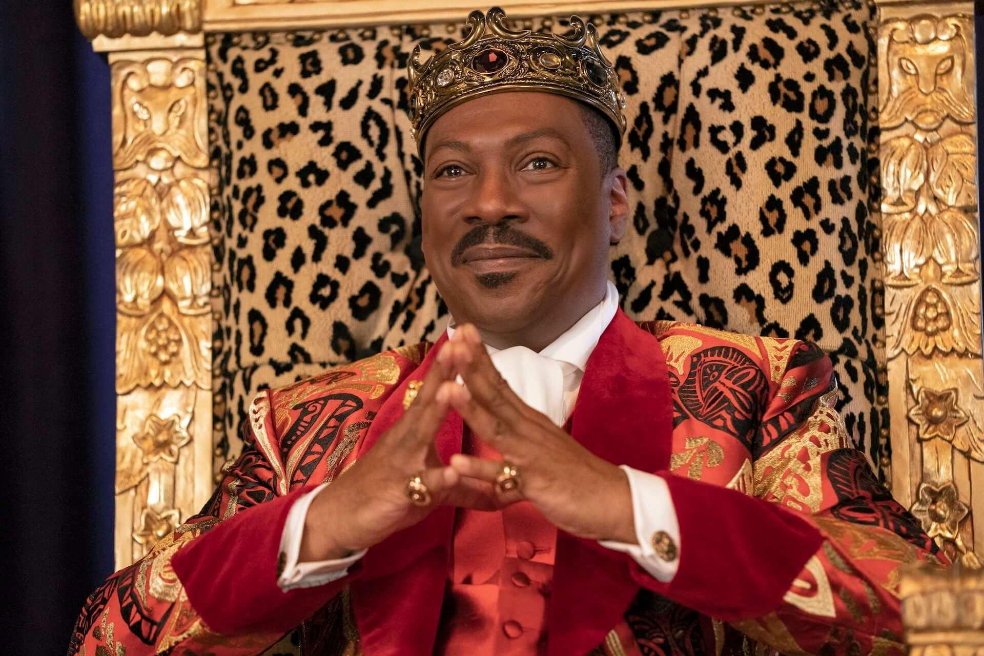 エディ・マーフィ演じる王子の冒険劇が再び!Amazonプライムビデオ『星の王子ニューヨークへ行く 2』予告編トレーラーが初公開&コメントも到着 film201223_coming2america2_4-1920x1280