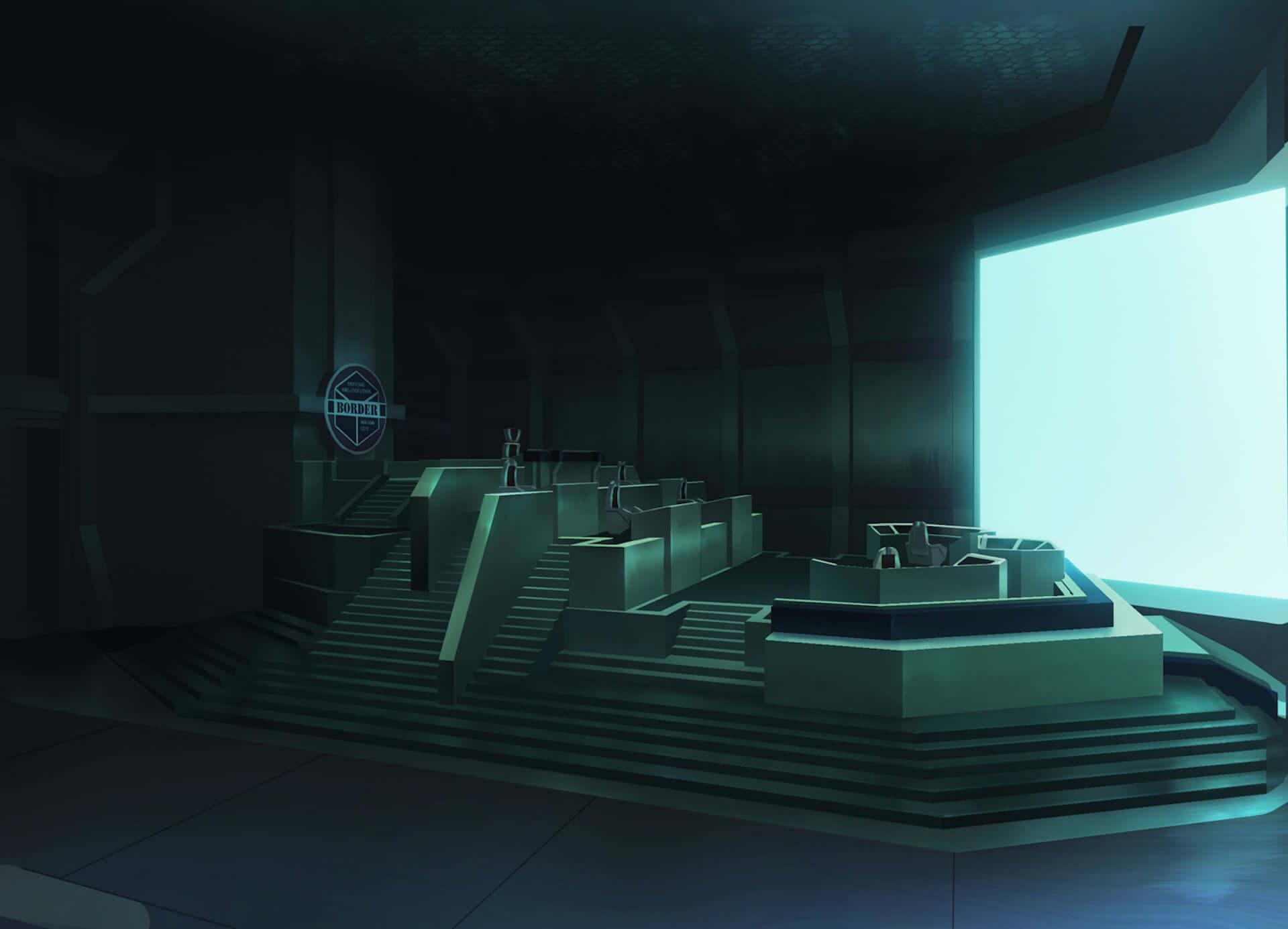 明日公開の『ワールドトリガー 2ndシーズン』より米屋、二宮、忍田本部長らが躍動する新場面写真が到着!貴重な美術設定画も一部初解禁 film201224_worldtrigger_11-1920x1386