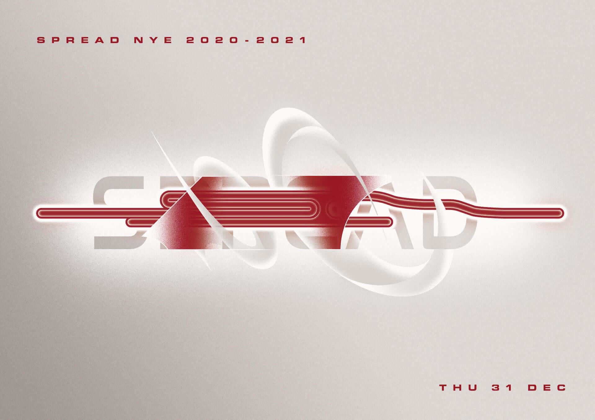 下北沢SPREADにて21時間連続の年越し/新年パーティーが開催決定!Ramza、MOODMAN、TYO GQOM、¥ØU$UK€ ¥UK1MAT$Uらが出演 music201223_spread_18-1920x1356