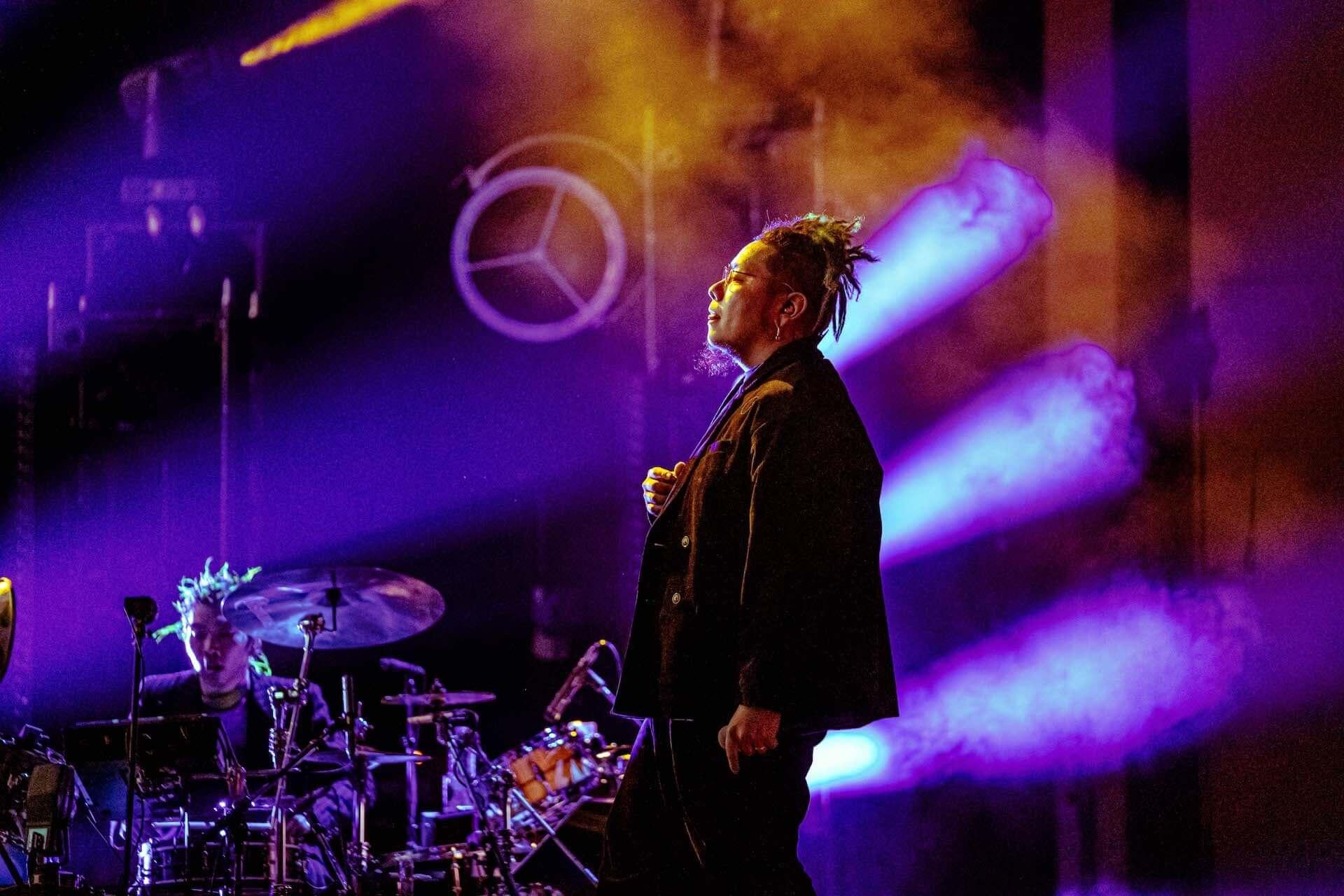 常田大希率いるmillennium paradeが今年最初で最後のワンマンライブを披露!ライブレポート&1stアルバムトラックリストが公開 music201224_millenniumparade_13-1920x1280