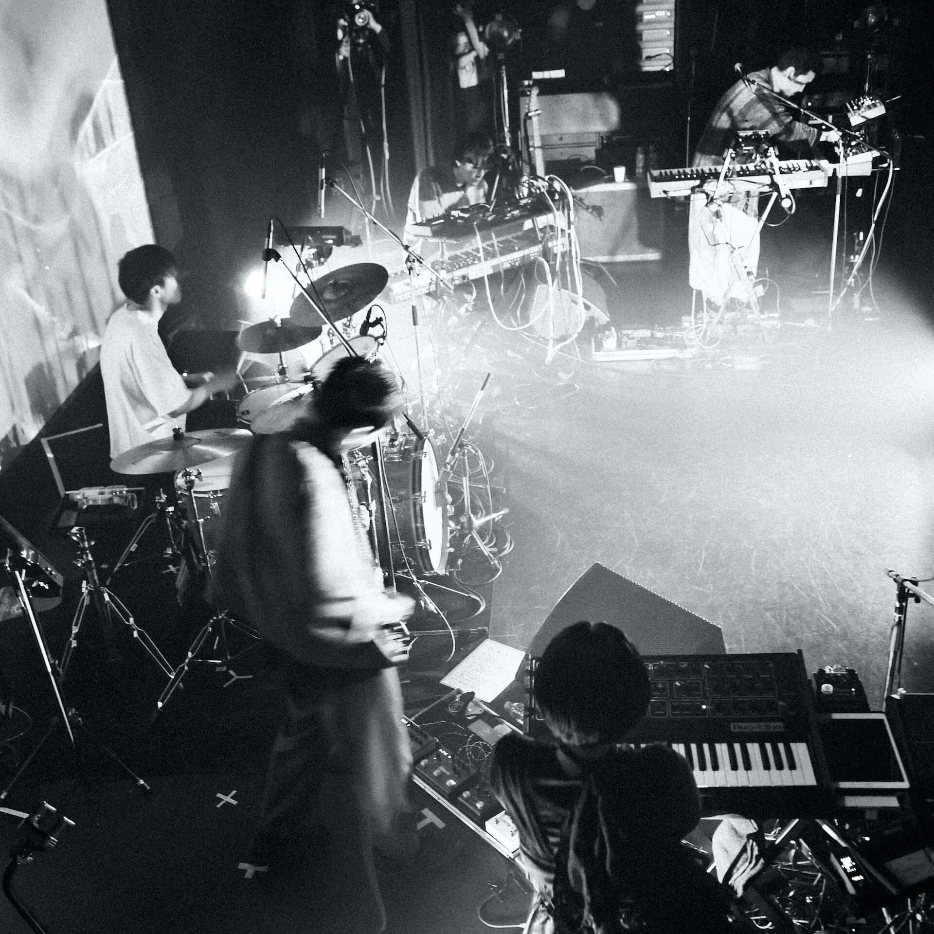 D.A.N.、2020年10月7日のライブ模様を収めたアルバム『LIVE ARCHIVE:STRAND』を配信限定でリリース music201224-dan-stand-1