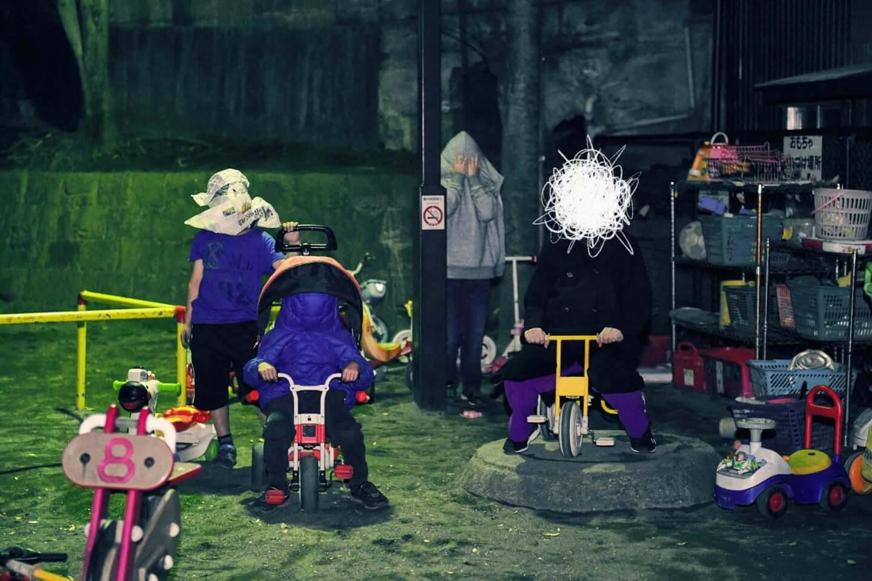 THE YELLOW MONKEYのユニークな最新ビデオ「Balloon Balloon」を手がけた新鋭作家HARUが描くカラフルなユーモア interviewharu_image003-1440x960