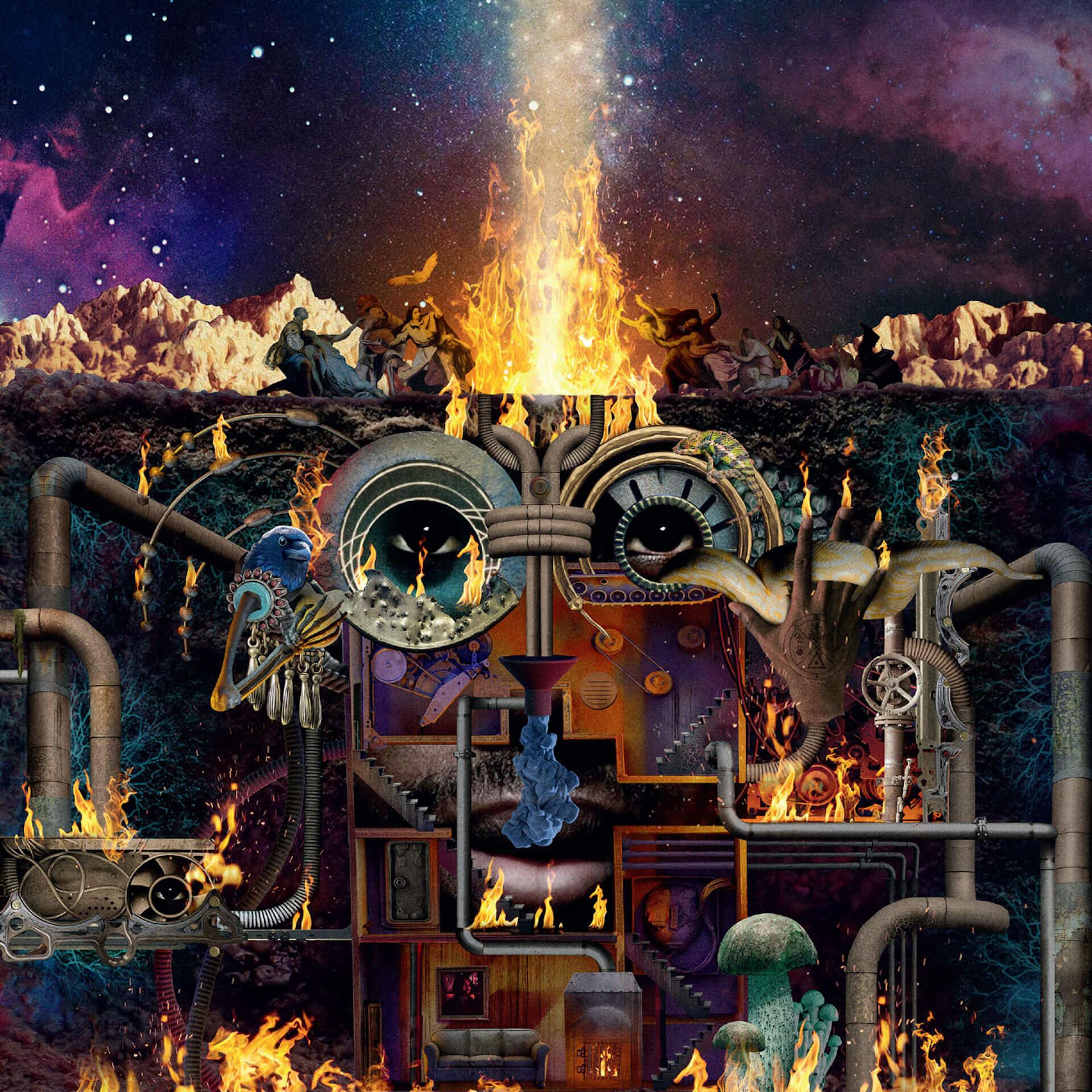 Thundercatの最新作『It Is What It Is』が第63回グラミー賞ノミネート!Flying Lotusと〈Brainfeeder〉のA/Vライブは今週末配信 music201126-thundercat_01