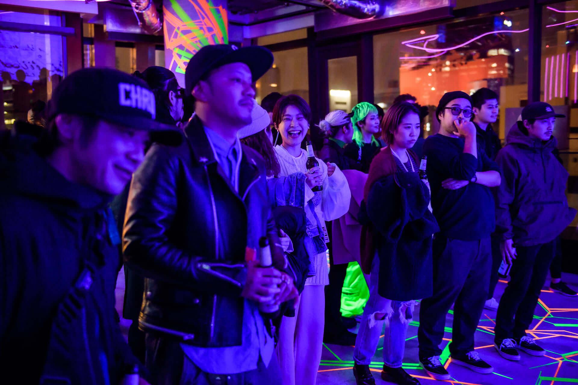 エッジィなメディア「CO:LABS」によるクリエイティブコラボパーティー<CO:LABS LIVE>に潜入! music-colabslive-5402-1920x1280