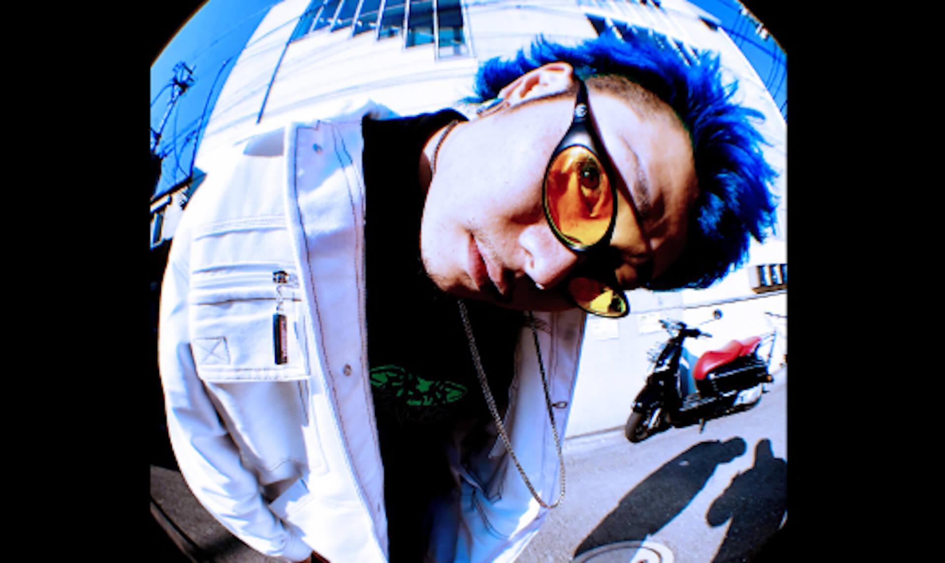(sic)boyとKMのコラボアルバム『CHAOS TAPE』リリースパーティーが開催決定!ゲストにvividboooy、JUBEE、オカモトレイジら music20121_chaostape_releaseparty_4