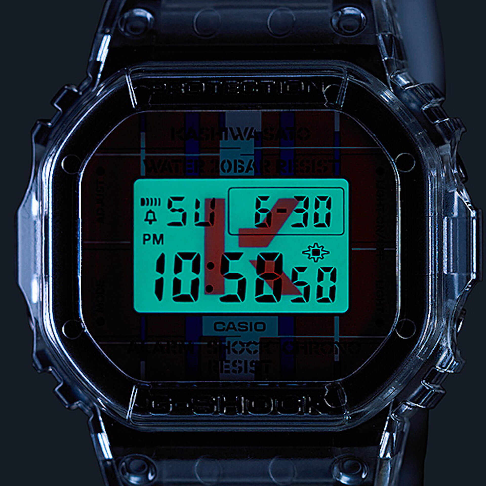 G-SHOCKとクリエイティブディレクター佐藤可士和がコラボ!「LINES」をモチーフとした『DWE-5600KS』が発売決定 tech210107_g_shock_satokashiwa_5