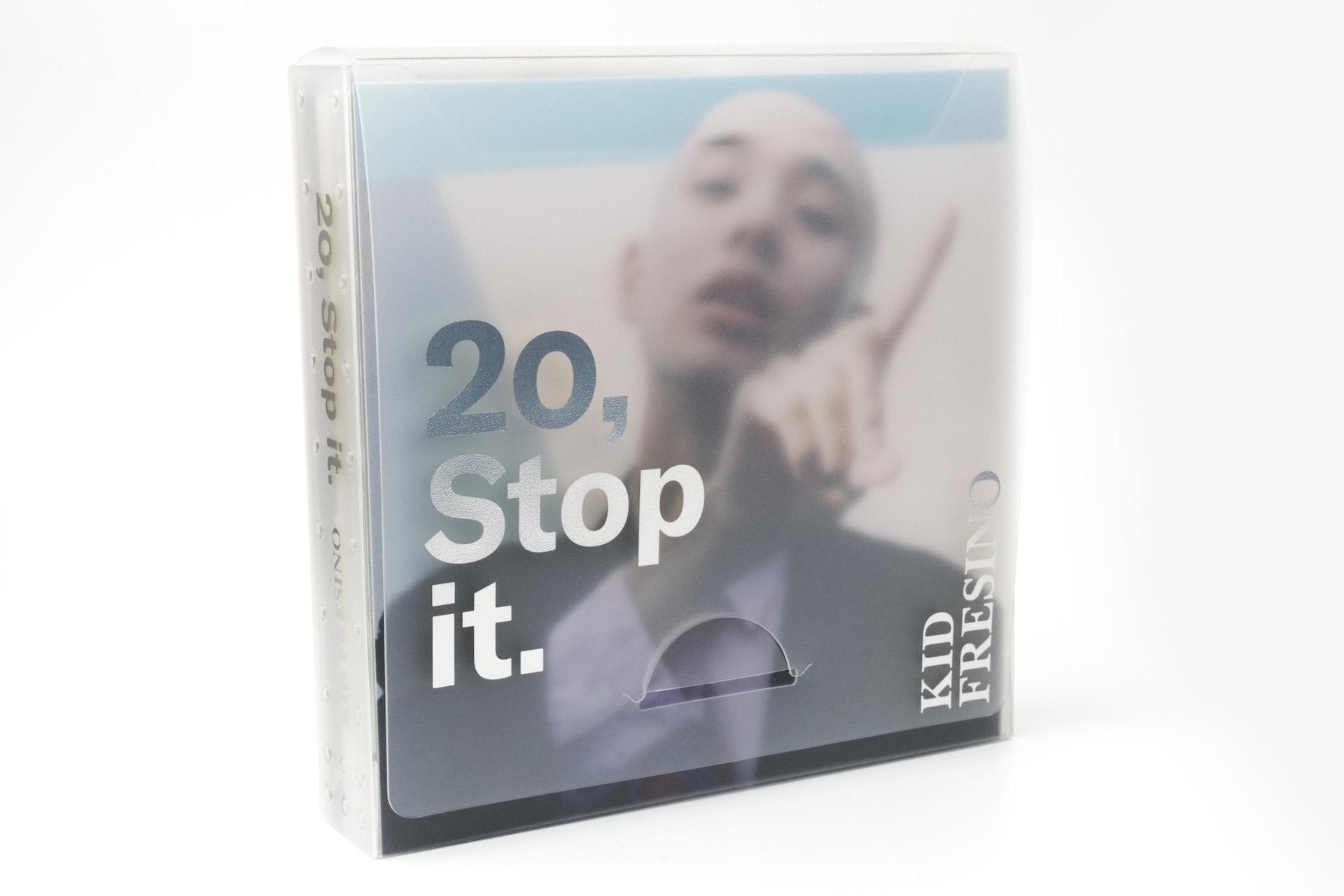 """KID FRESINOのニューアルバム『20,Stop it.』からCampanellaを客演に迎えた""""Girl got a cute face""""のMVが公開 music210108_kidfresino_5"""