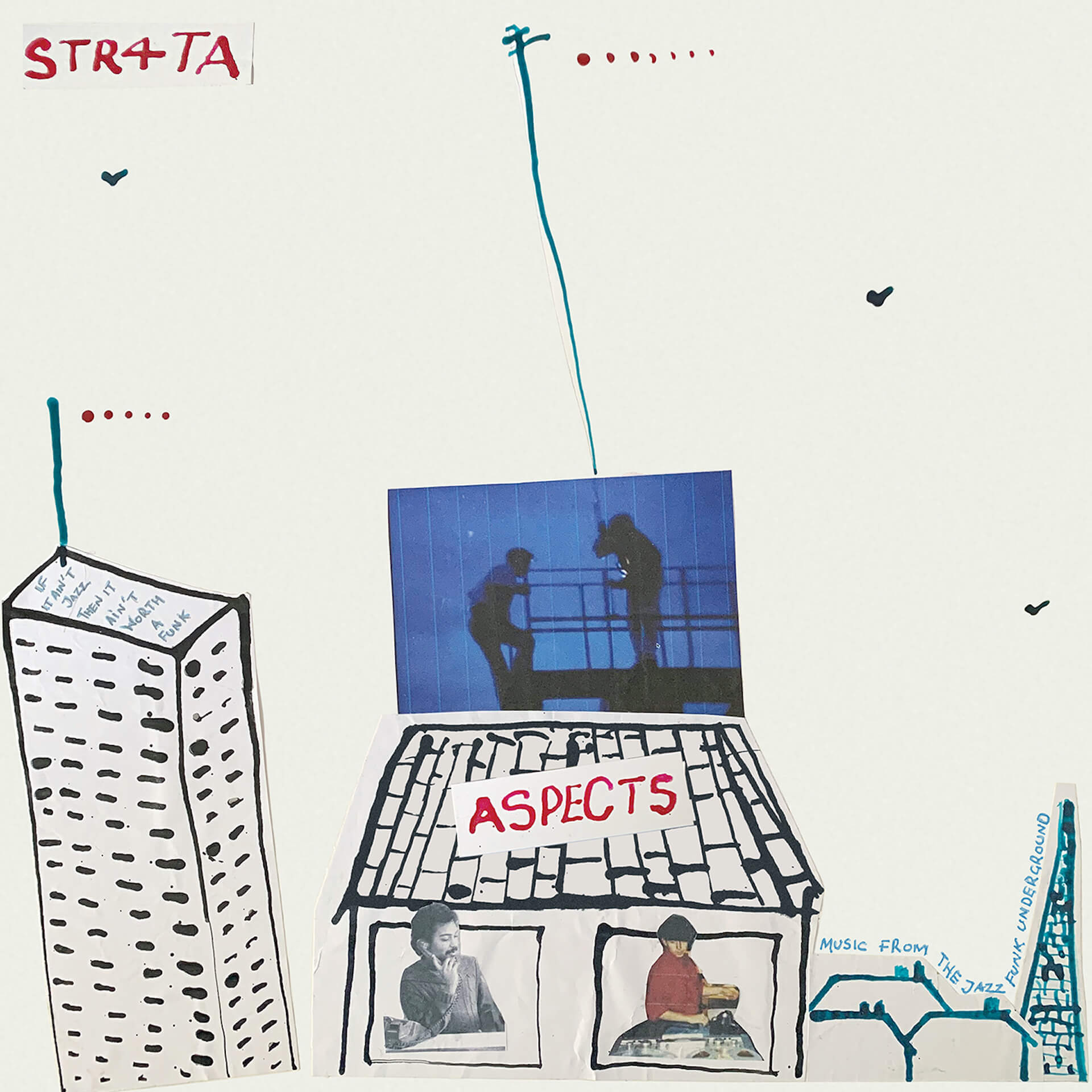 Gilles Peterson、IncognitoのBlueyによる新プロジェクトSTR4TAがアルバム『Aspects』をリリース!先行配信曲を公開 music210112_str4ta-02