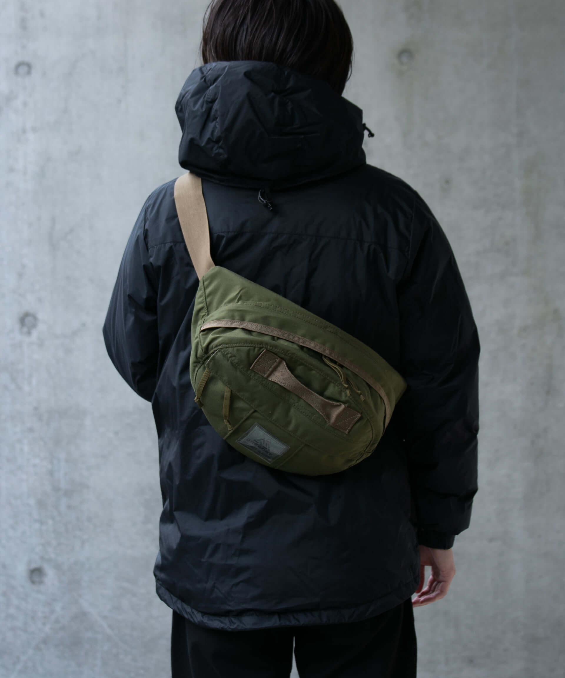 GREGORYとNEXUSVII.による特別コレクション「MILITARY PACK」に新作が登場!巾着型バッグ、ウエストバッグが数量限定で発売決定 lf210113_militarypack_1-1920x2303