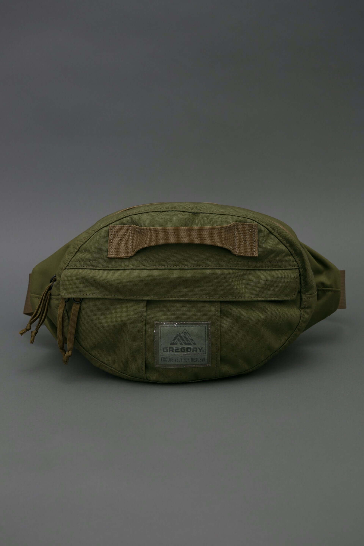 GREGORYとNEXUSVII.による特別コレクション「MILITARY PACK」に新作が登場!巾着型バッグ、ウエストバッグが数量限定で発売決定 lf210113_militarypack_3-1920x2880