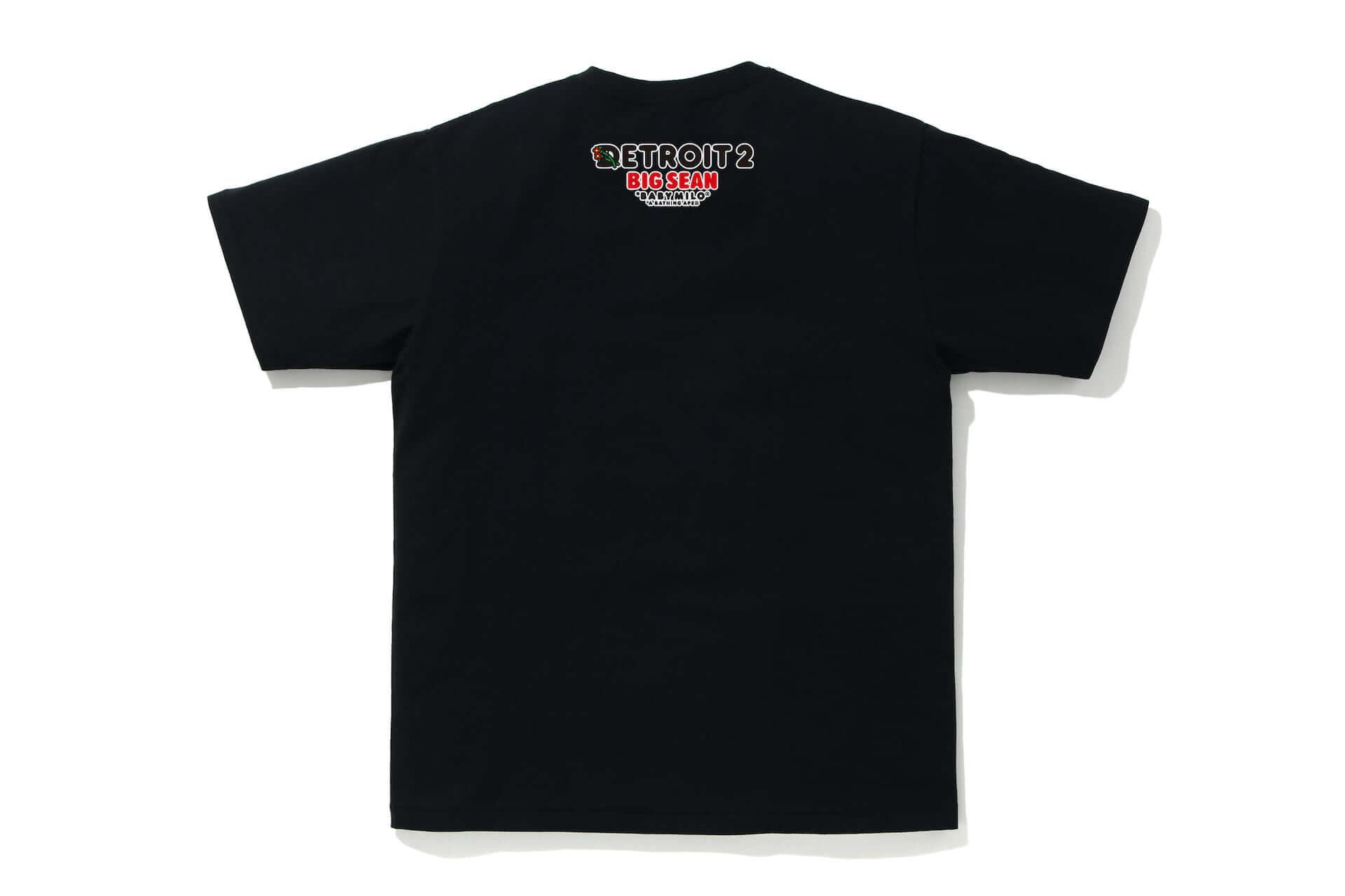 Big SeanとA BATHING APE(R)による最新コラボTシャツが発売決定!アルバム『DETROIT 2』のアートワークがBABY MILO(R)スタイルに lf210113_bape-bigsean_4-1920x1280