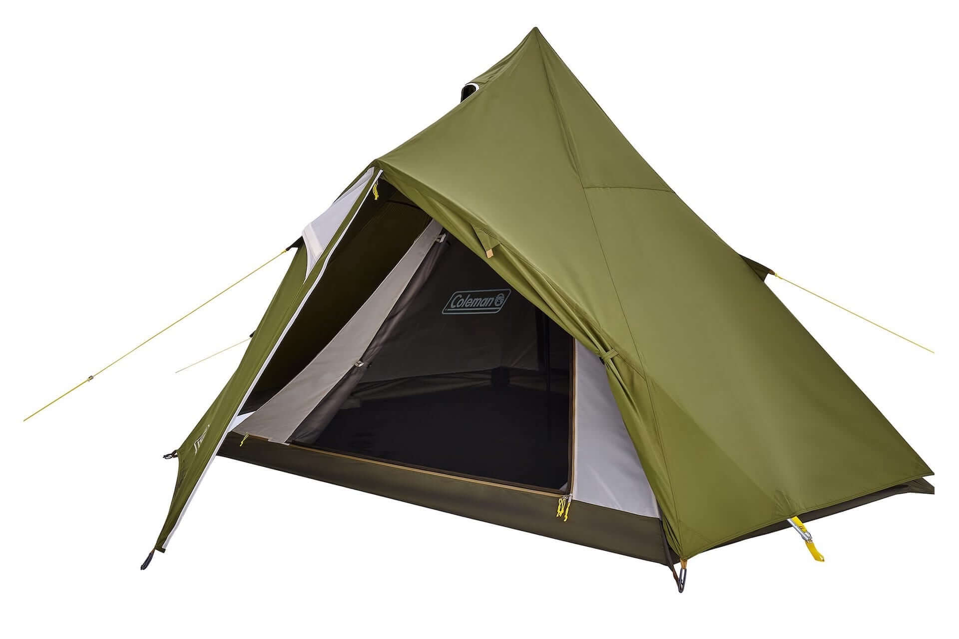 ソロキャンプにもおすすめなテント、ヘキサタープがコールマンから登場!『ツーリングドーム』『ヘキサライトⅡ』など全4種が発売決定 lf210114_coleman_9-1920x1281