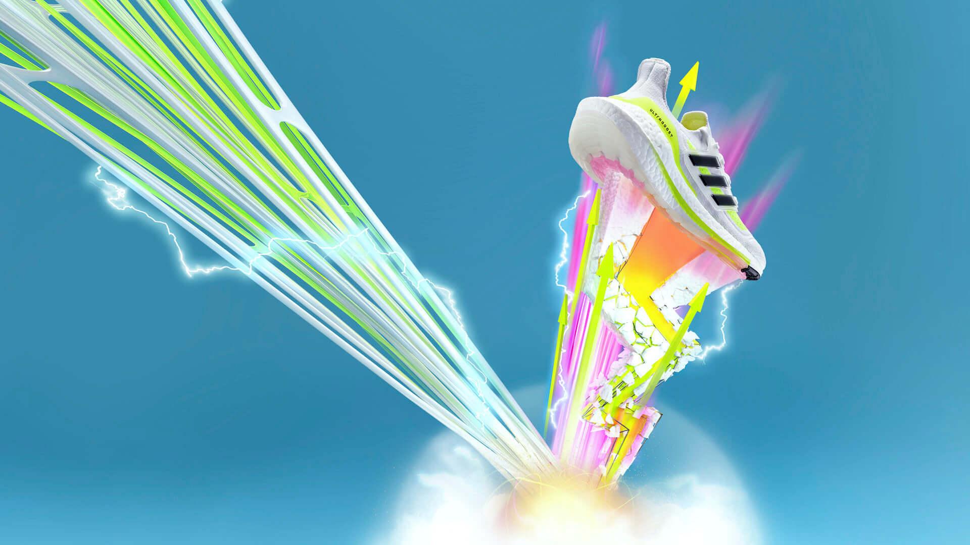 アディダスを象徴するプレミアムランニングシューズが進化!軽量性・クッショニングに優れた最新モデル『Ultraboost 21』が登場 lf210115_adidas_1-1920x1080