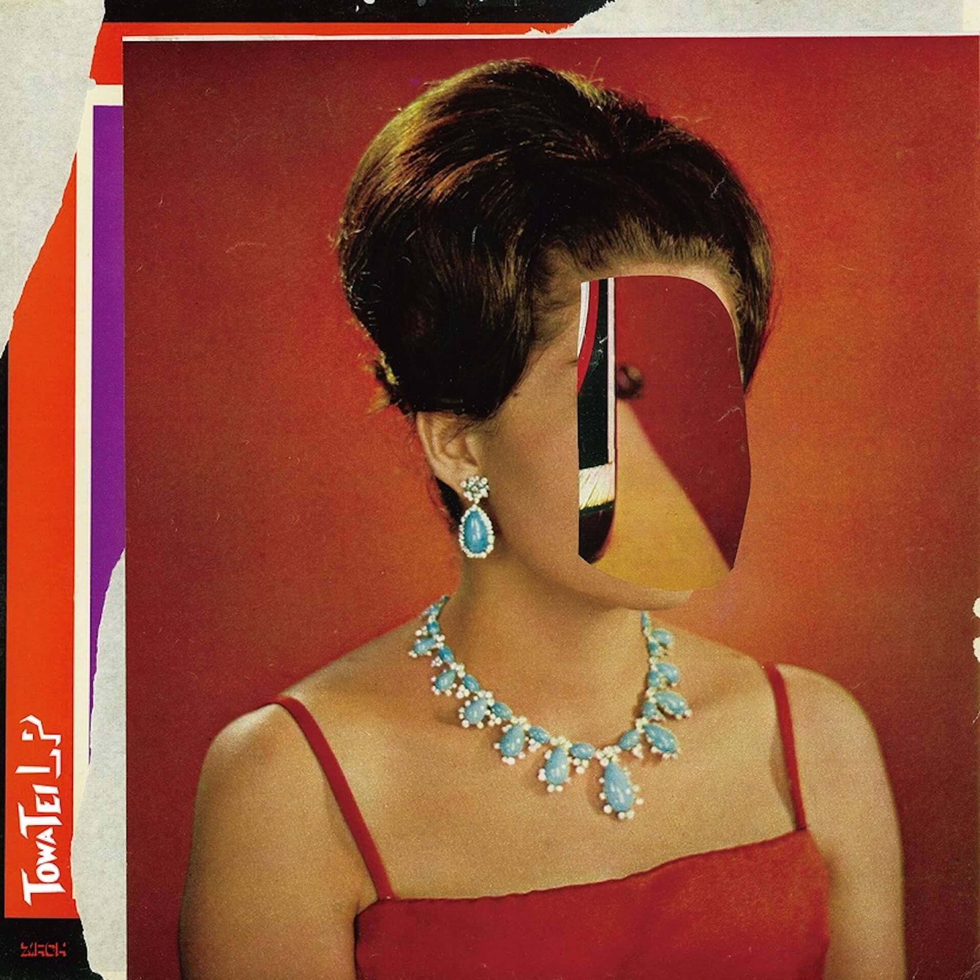 デビュー30周年を迎えたTOWA TEIのニューアルバム『LP』が発売決定!細野晴臣、高橋幸宏、砂原良徳ら多数ゲスト参加 music210115_towatei_2
