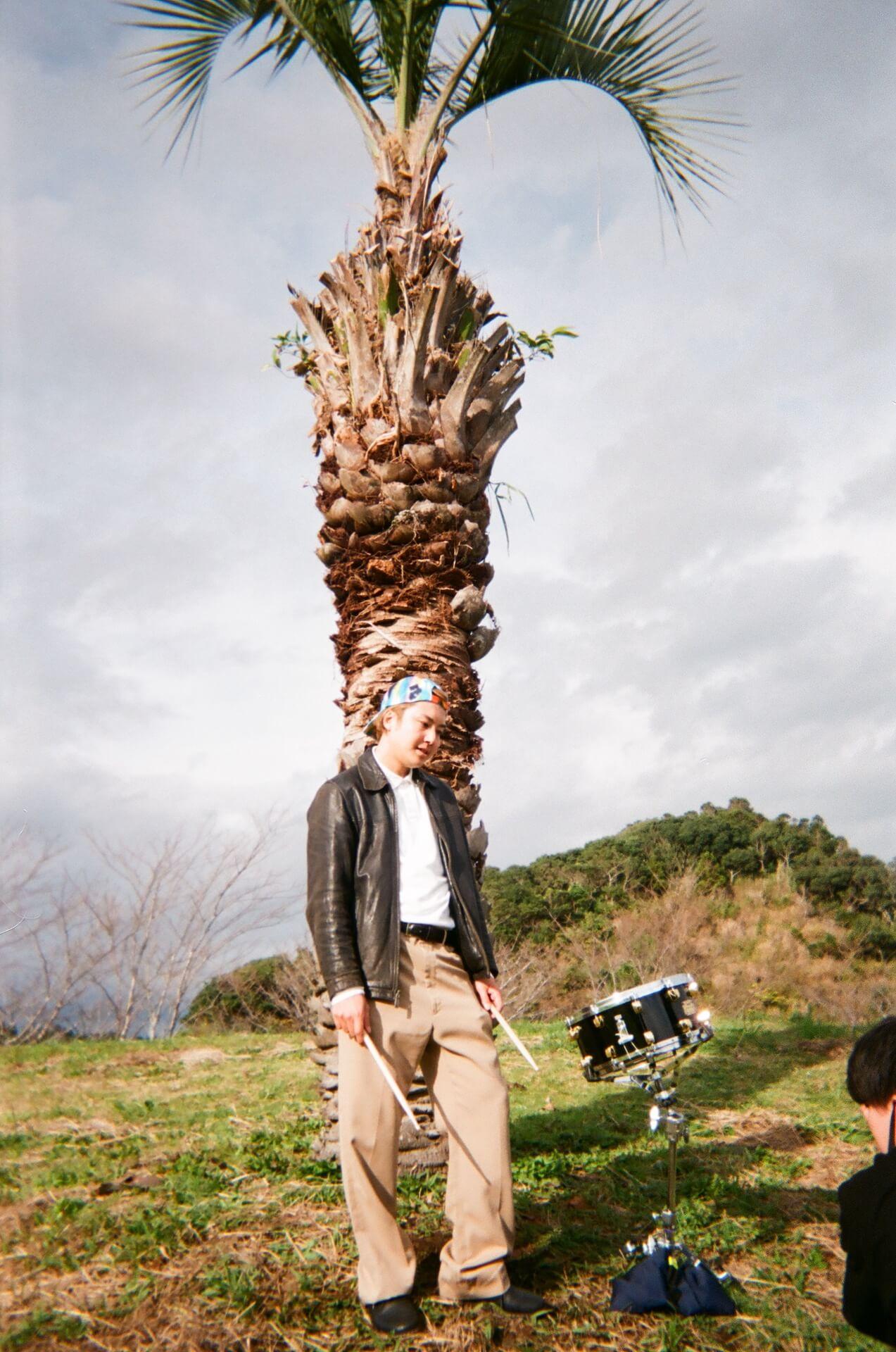 "TENDOUJIのBuddy's Q 〜今さら聞けないあの質問〜|vol.1:新曲""FIREBALL""と子どもの時の夢 music201217_tendouji-naoyuki"