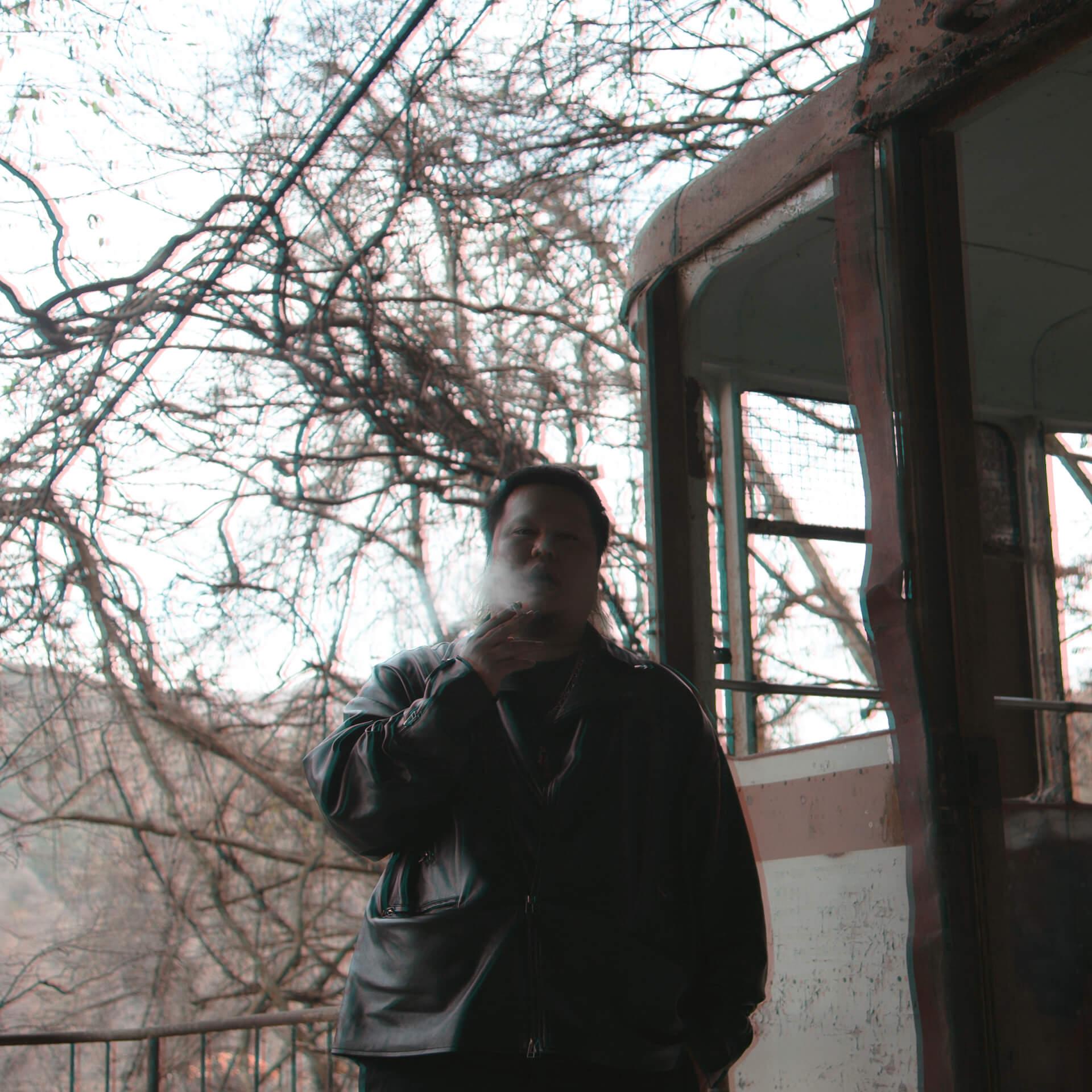 トラックメイカー・Xamdがソロ初アルバム『青狗』をリリース!収録4曲が先行配信 独占メールインタビューも music210118_Xamd-01