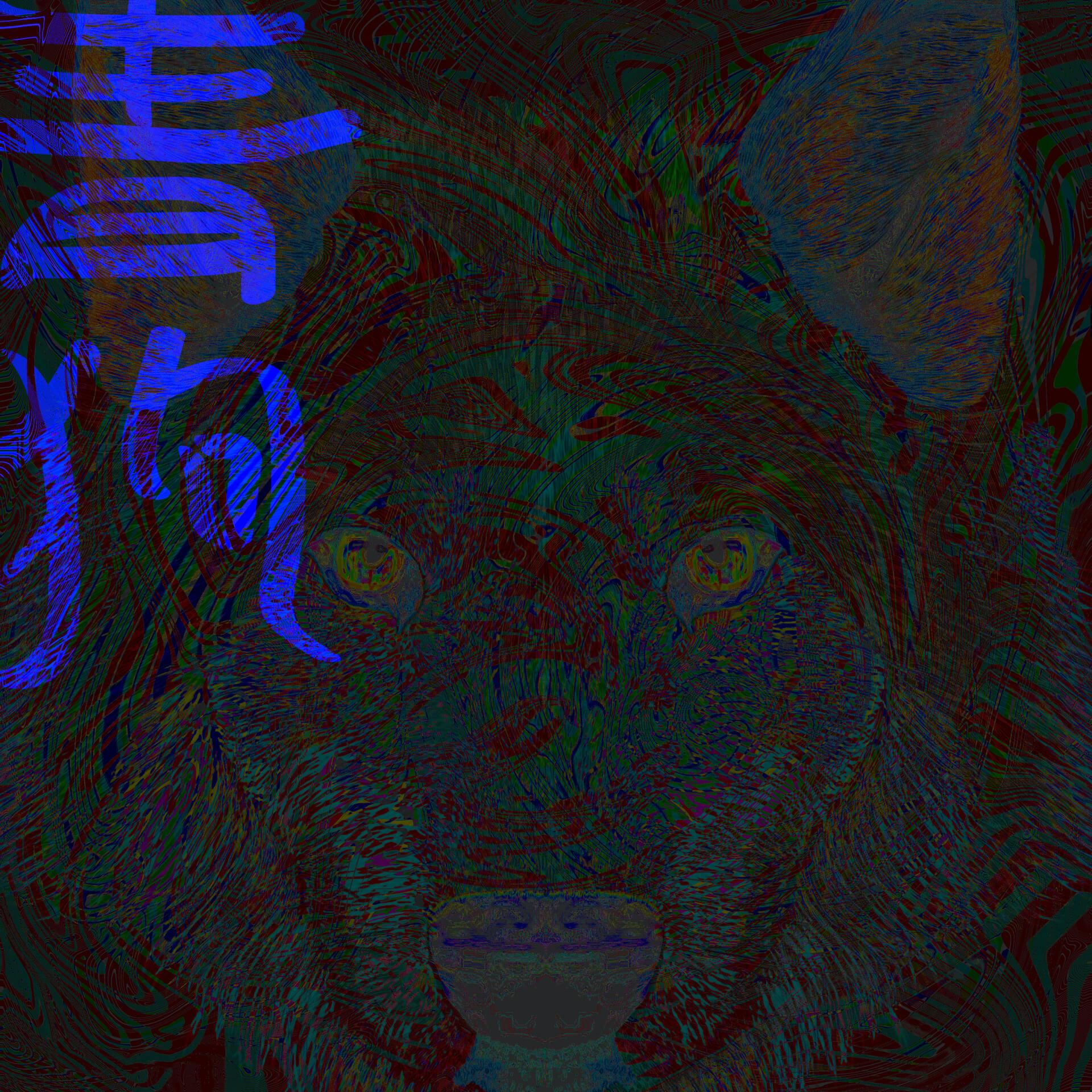 トラックメイカー・Xamdがソロ初アルバム『青狗』をリリース!収録4曲が先行配信 独占メールインタビューも music210118_Xamd-02