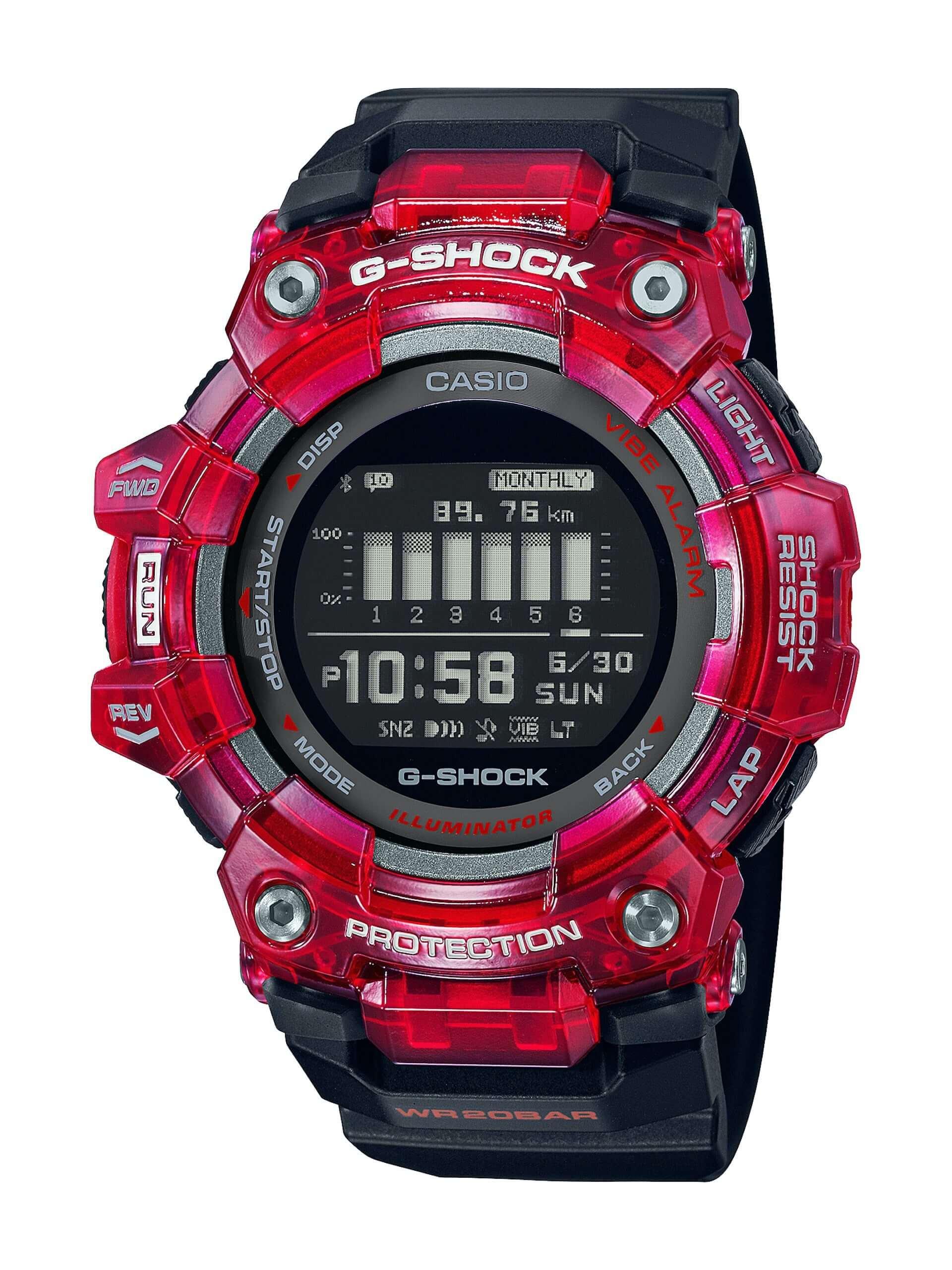 CASIOからG-SHOCK『GBD-100』『GMW-B5000』の新色やPRO TREK『PRG-240』の新モデルなど続々登場!1月発売の新製品ラインナップが発表 tech210118_casio_6-1920x2560