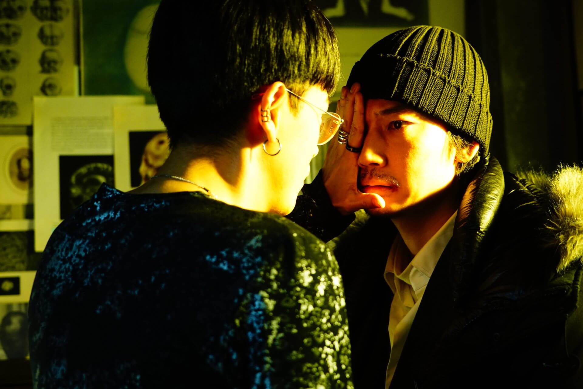 綾野剛主演の実写映画『ホムンクルス』の場面写真20点が一挙解禁!成田凌、岸井ゆきのら超豪華キャストも話題 film210118_homunclus_15