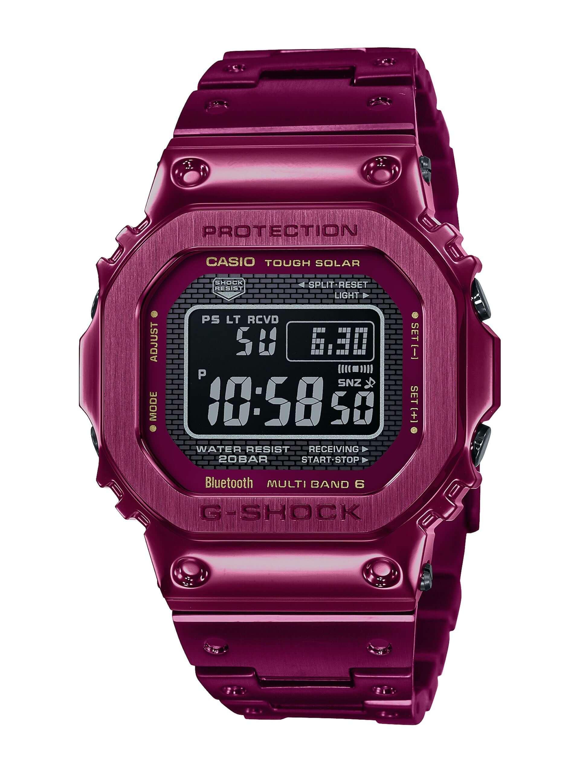 CASIOからG-SHOCK『GBD-100』『GMW-B5000』の新色やPRO TREK『PRG-240』の新モデルなど続々登場!1月発売の新製品ラインナップが発表 tech210118_casio_19-1920x2560