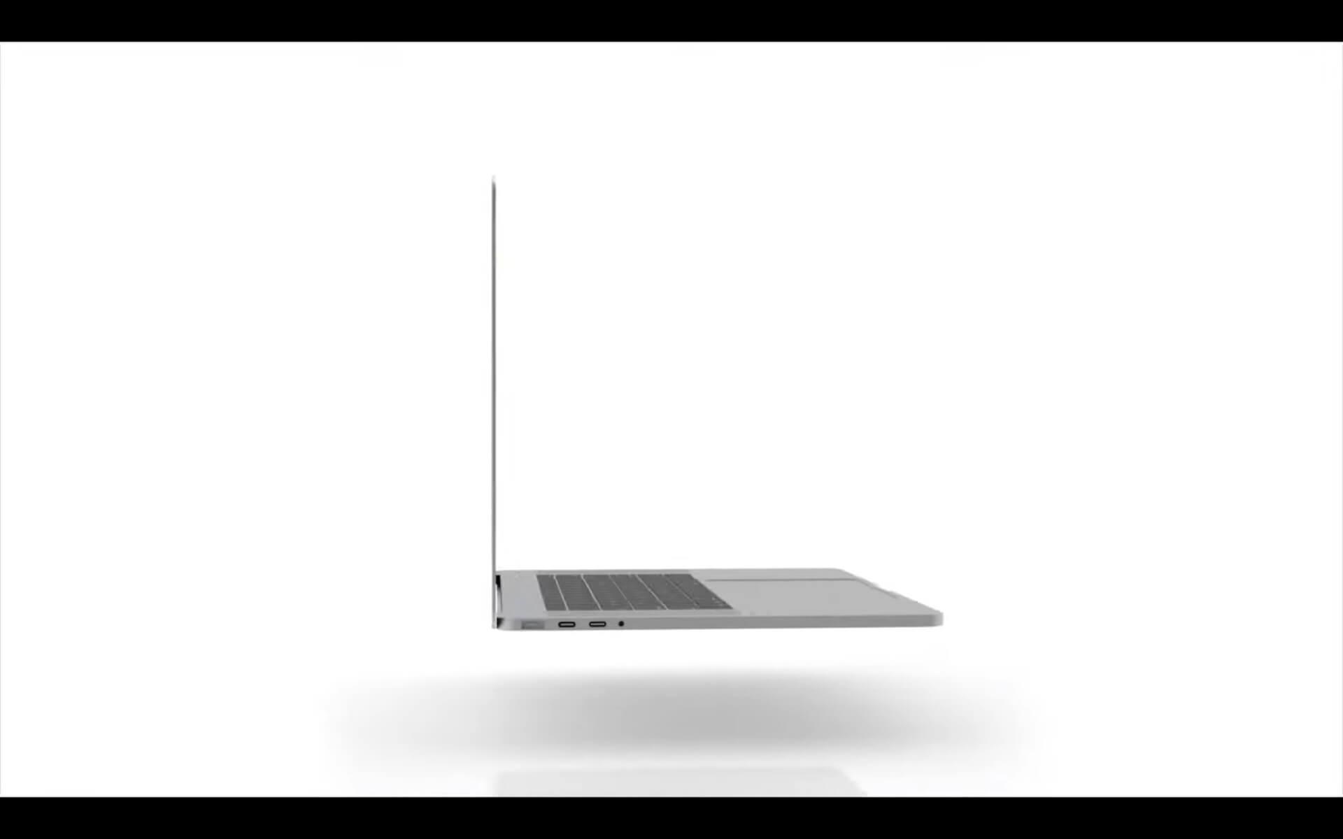 今年第3四半期登場のMacBook Proはこんなデザインに?リーク情報を基にしたコンセプト画像が公開 tech210118_macbookpro_1