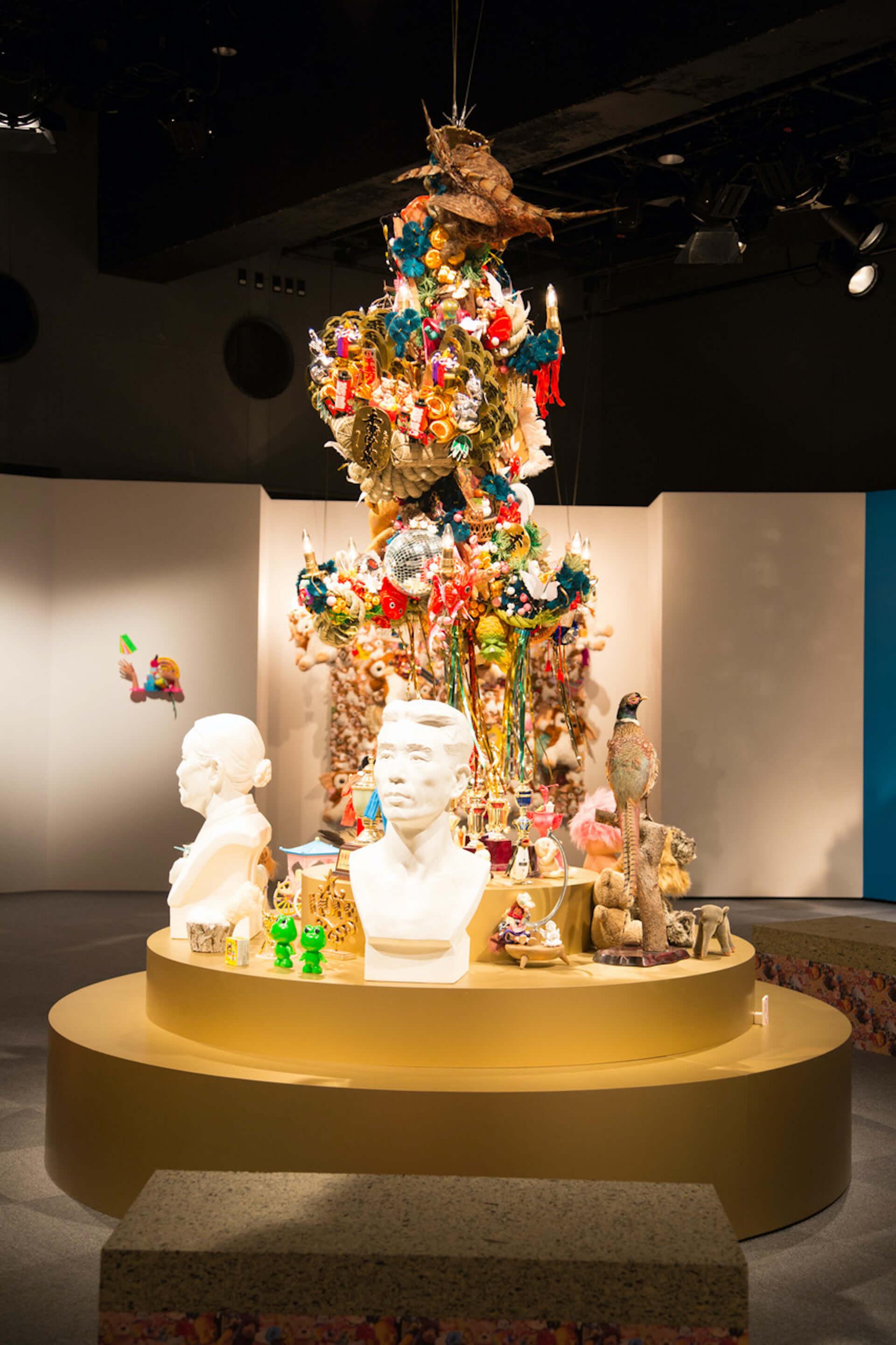 シャンデリアアーティスト、キム・ソンヘの活動15周年記念!渋谷PARCOにて展覧会<天国 − HEAVEN>が開催決定&公開制作も実施 art210118_kimsonghe_2-1920x2881