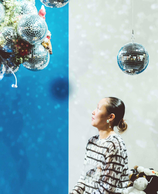 シャンデリアアーティスト、キム・ソンヘの活動15周年記念!渋谷PARCOにて展覧会<天国 − HEAVEN>が開催決定&公開制作も実施 art210118_kimsonghe_3-1920x2358