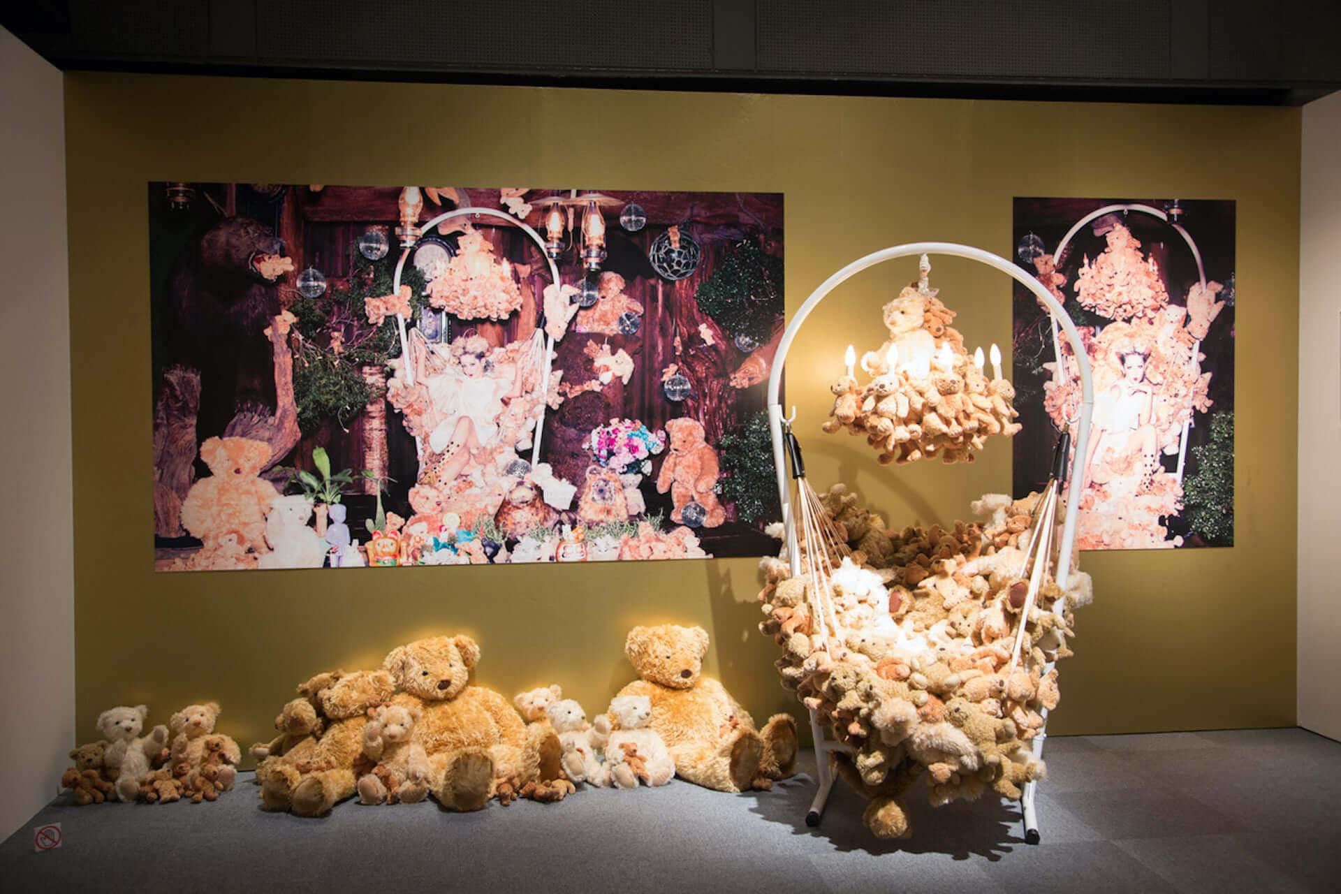 シャンデリアアーティスト、キム・ソンヘの活動15周年記念!渋谷PARCOにて展覧会<天国 − HEAVEN>が開催決定&公開制作も実施 art210118_kimsonghe_4-1920x1280