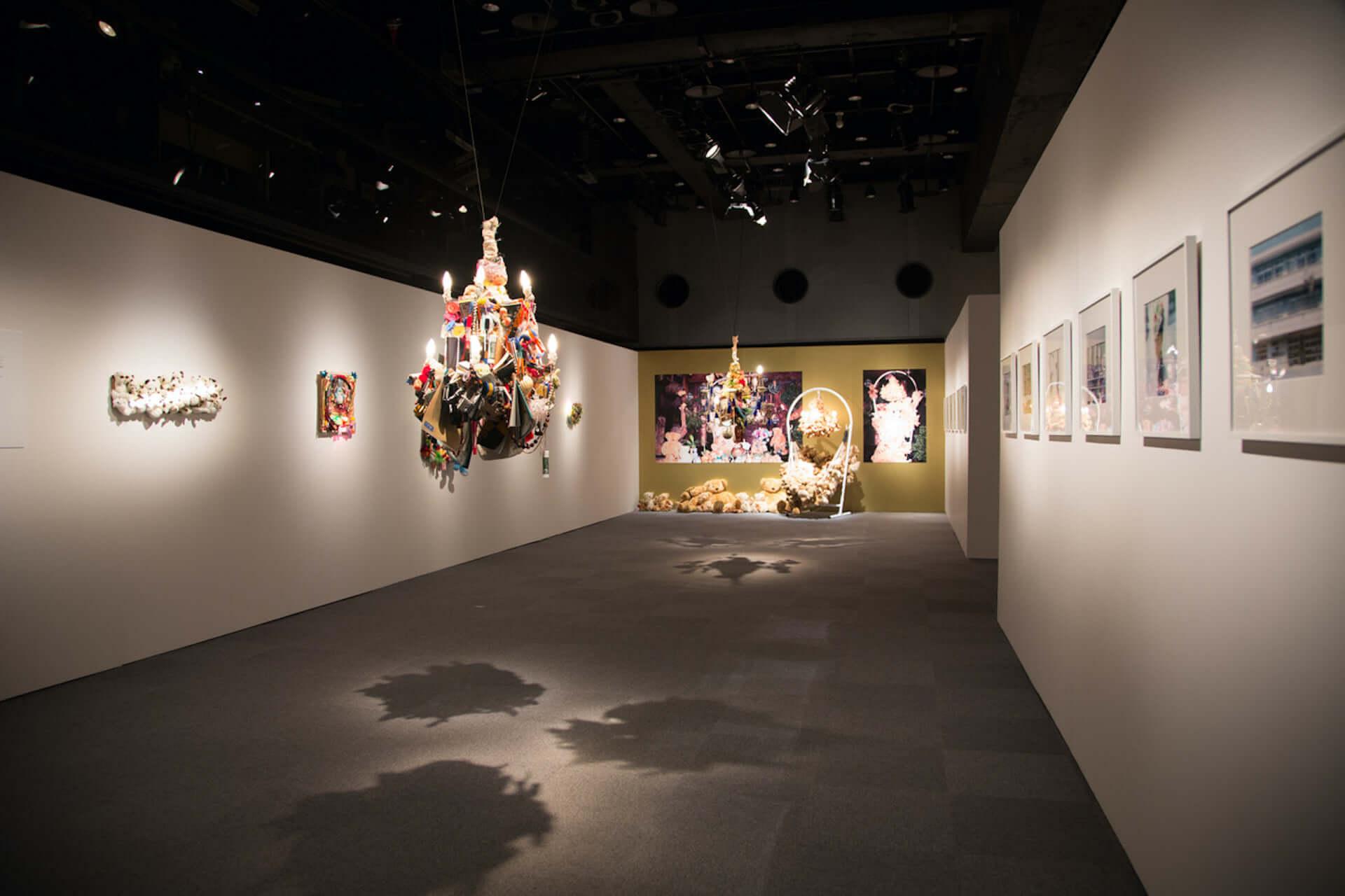 シャンデリアアーティスト、キム・ソンヘの活動15周年記念!渋谷PARCOにて展覧会<天国 − HEAVEN>が開催決定&公開制作も実施 art210118_kimsonghe_5-1920x1280