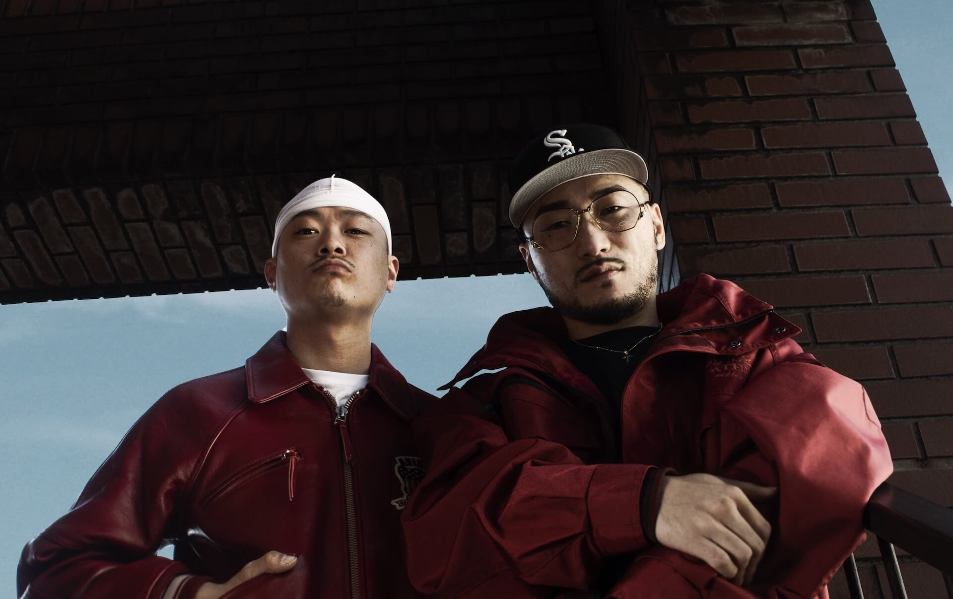 T2K a.k.a. Mr.TeeとGreedyによるタッグEP『Nostalzip』が本日リリース music210120-tsk-greedy-1