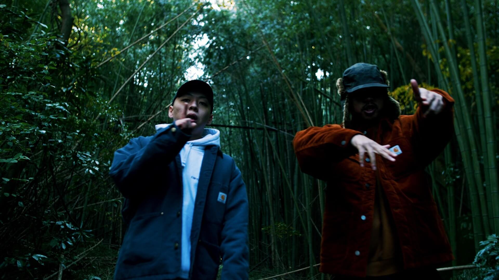 BAKU率いる〈KAIKOO〉より、MATSUIGODZILLAのデビューシングル「GODDAMN」がリリース|rkemishi、MILES WORDが客演 ジャケにはKILLER-BONG参加 music210120-matsuigodzilla-2