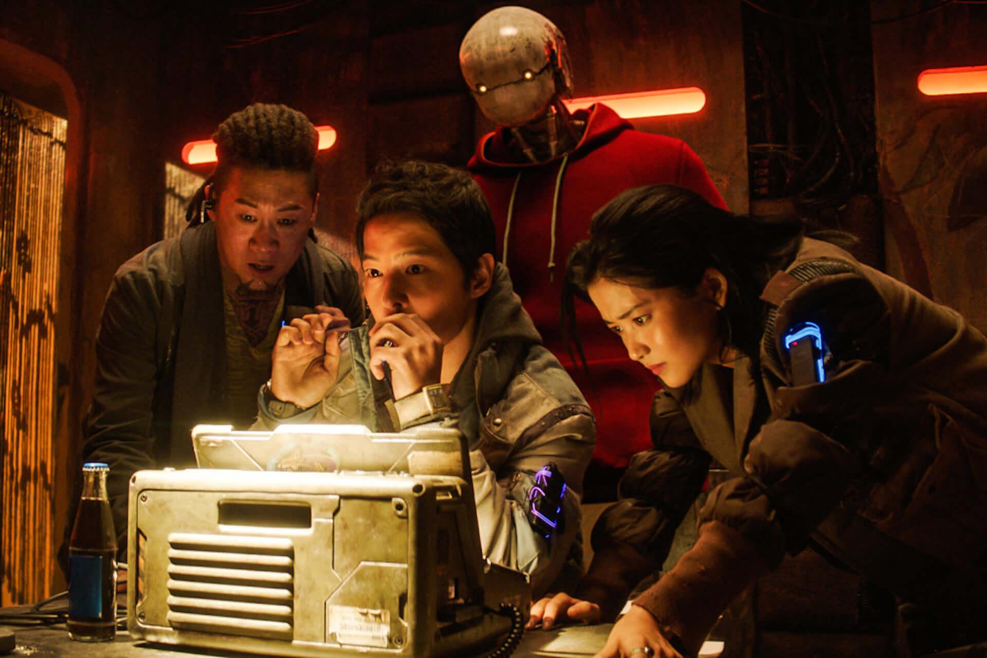 Netflixに山田孝之主演作『ステップ』やトム・ハンクス主演『この茫漠たる荒野で』など続々登場!川井憲次が音楽を担当した映画『陰陽師: とこしえの夢』も film210122_netflix_2-1920x1280