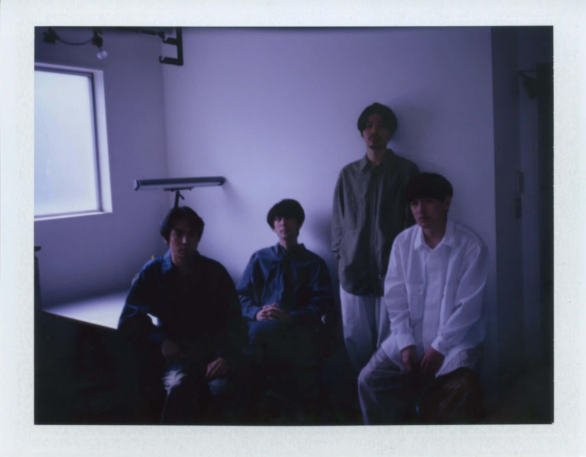 ミツメ、2年ぶりの新アルバム『Ⅵ』をリリース決定!CDボーナストラックにはSTUTSとのコラボ曲を収録 music210125_mitsume_1-1920x1498