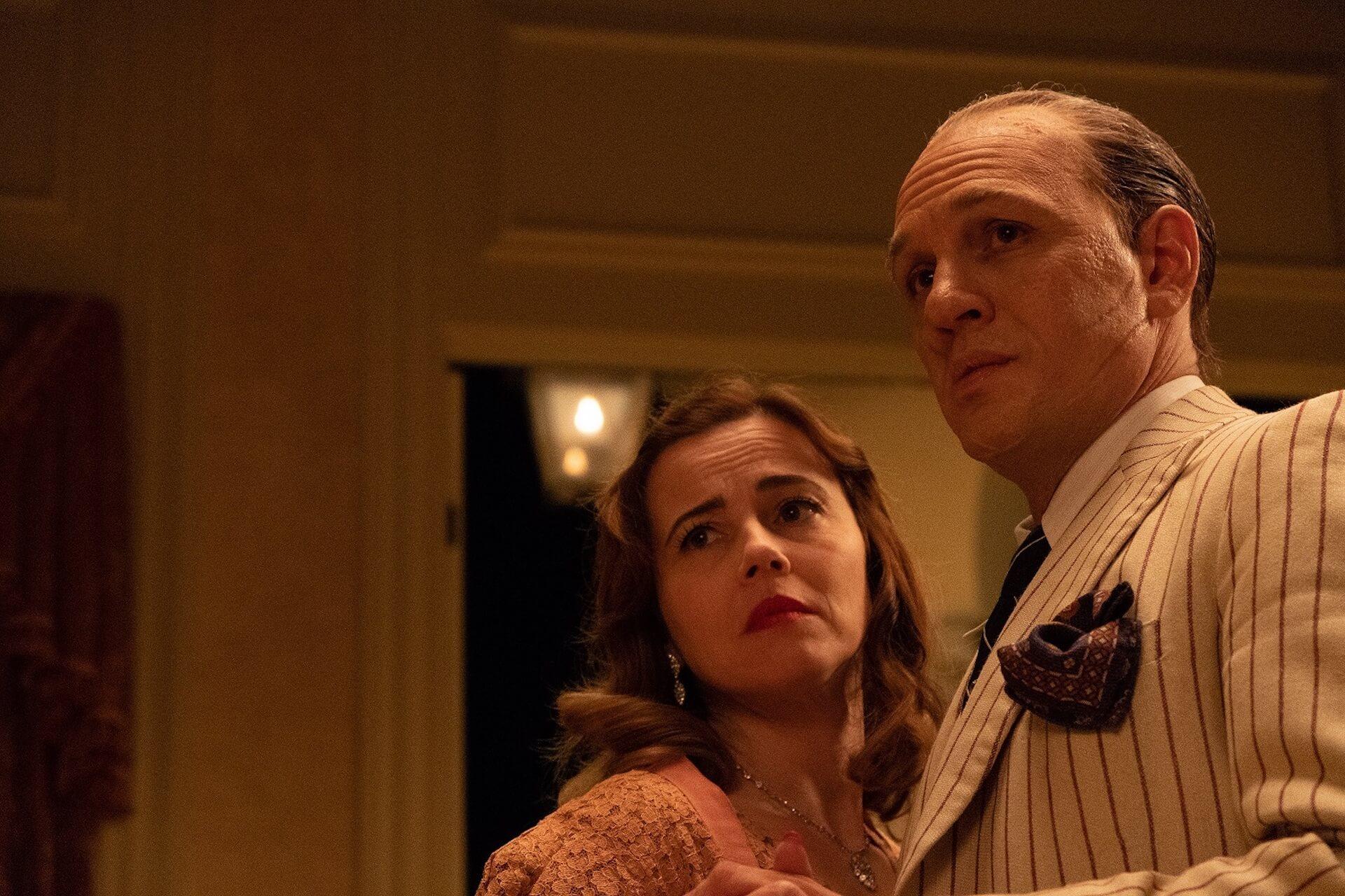晩年のアル・カポネを演じるトム・ハーディの魅力に迫る!『カポネ』の新場面写真&特別エピソードが到着 film210125_capone_2