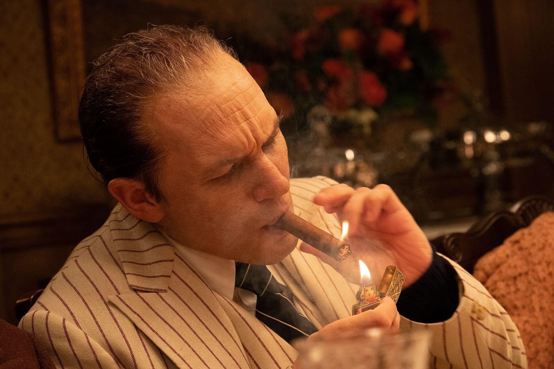 晩年のアル・カポネを演じるトム・ハーディの魅力に迫る!『カポネ』の新場面写真&特別エピソードが到着 film210125_capone_8