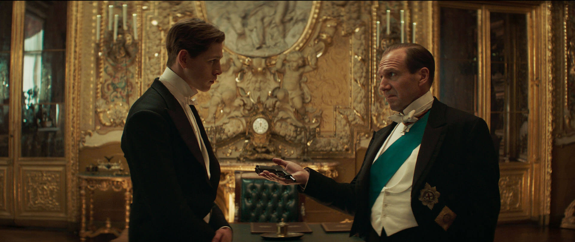 """『キングスマン:ファースト・エージェント』最大の魅力は""""バディの存在""""!公開前に観たい傑作バディ・ムービーも一挙紹介 film210126_kingsman_3"""