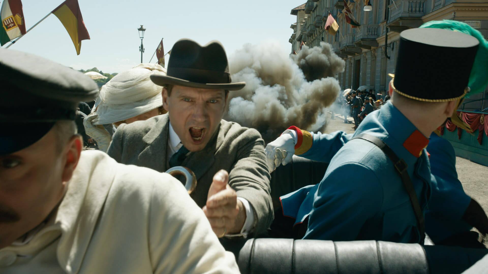 """『キングスマン:ファースト・エージェント』最大の魅力は""""バディの存在""""!公開前に観たい傑作バディ・ムービーも一挙紹介 film210126_kingsman_4"""