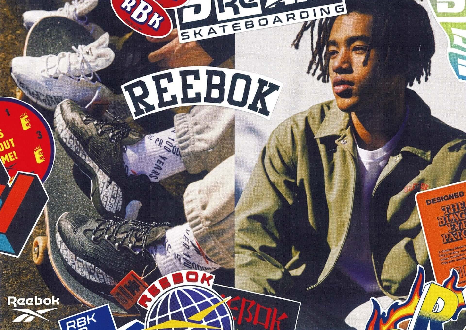 リーボックとBlackEyePatchのコラボコレクション「Reebok DESIGNED by BlackEyePatch」が今年も発売決定!ジャケット、ロンT、スニーカーなど展開 lf210127_reebok_main-1920x1358