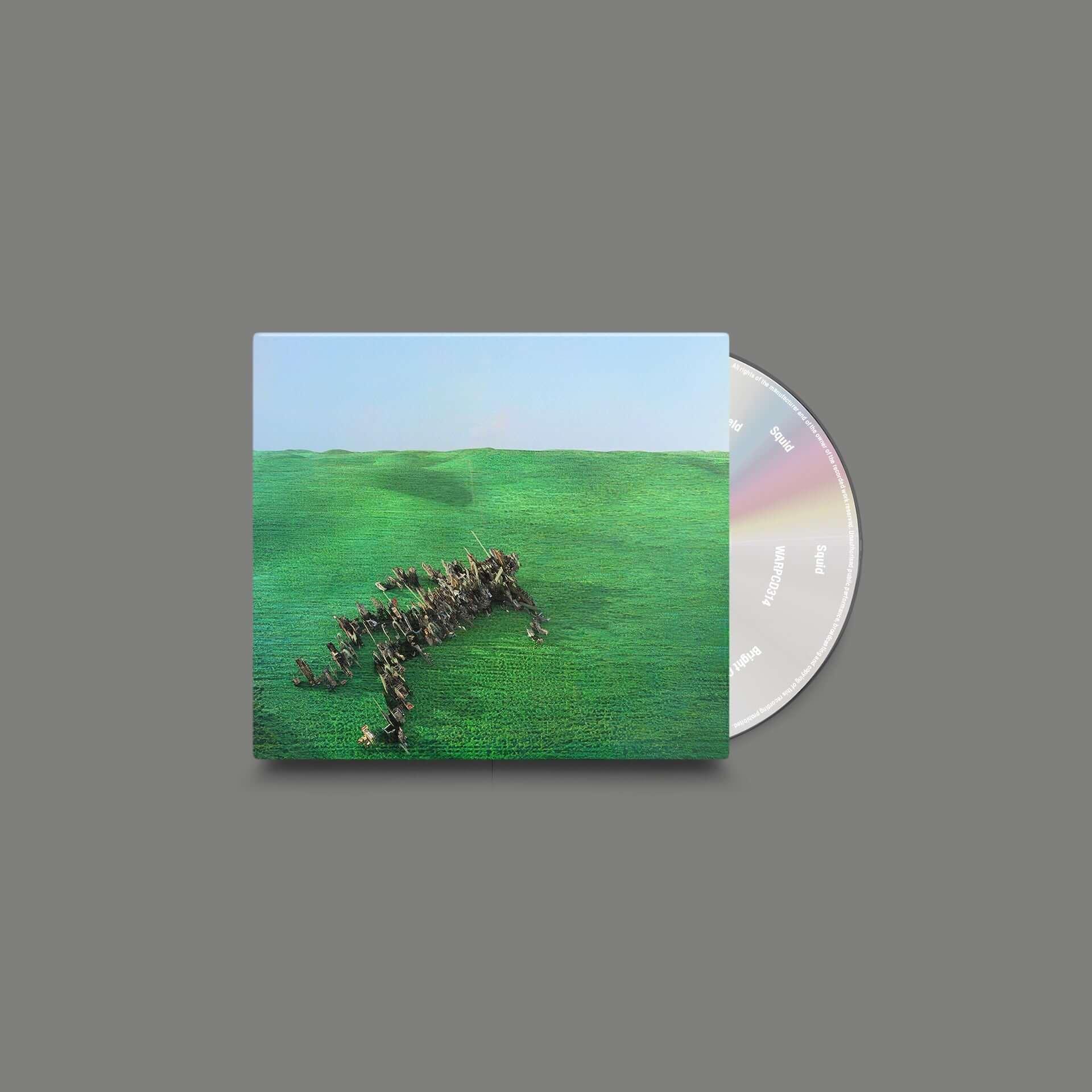 """次世代UKロックシーンの注目バンド・Squidがデビューアルバム『Bright Green Field』をリリース決定!収録曲""""Narrator""""MVが解禁 music210128_squid_5-1920x1920"""