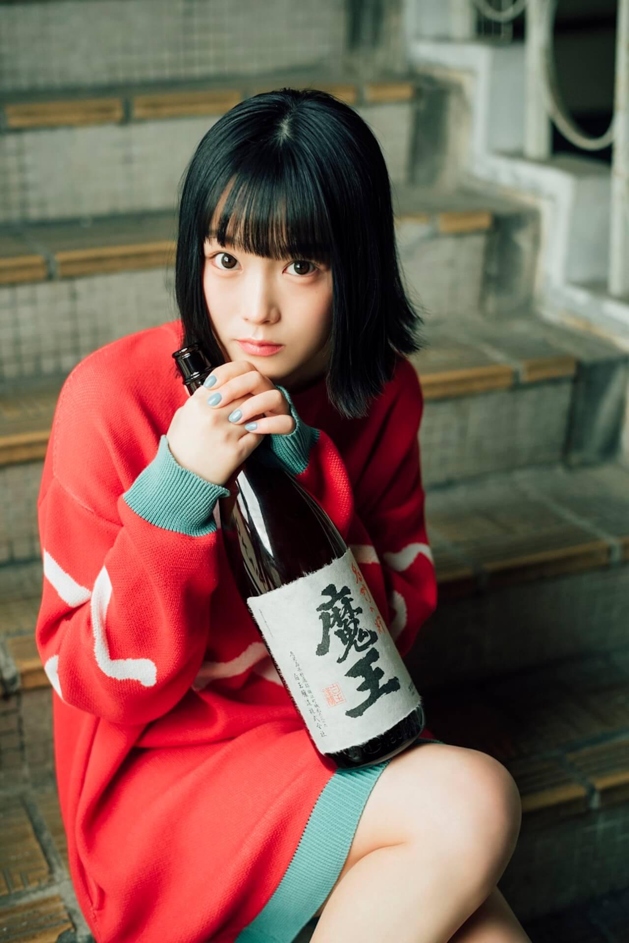 まねきケチャのリーダー・中川美優が官能的な酒グラビアを披露!デジタル写真集『酒のち、酒。』が発売 art210129_nakagawamiyu_1