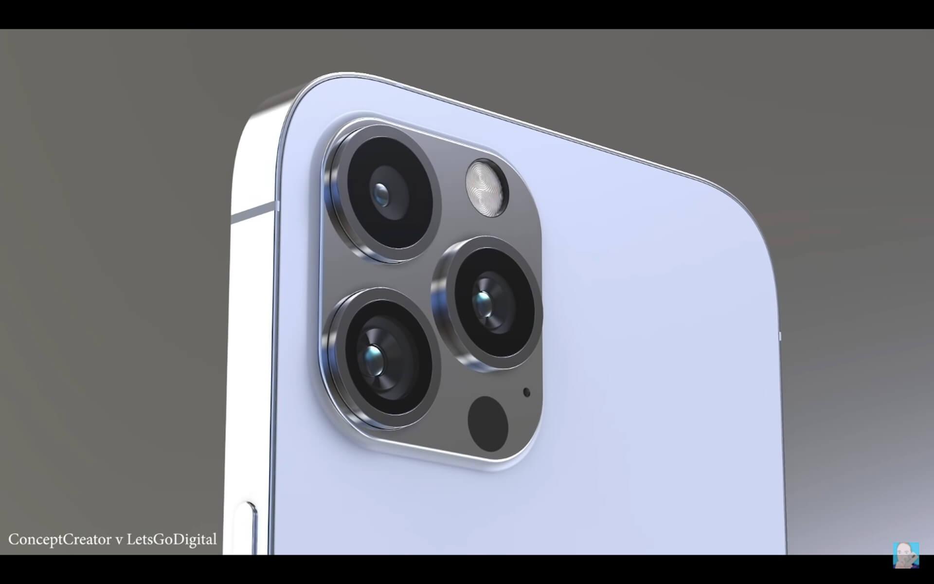 新型iPhoneのデザインはこうなる?リーク情報を基にしたコンセプト動画が公開 tech210201_iphone13_3