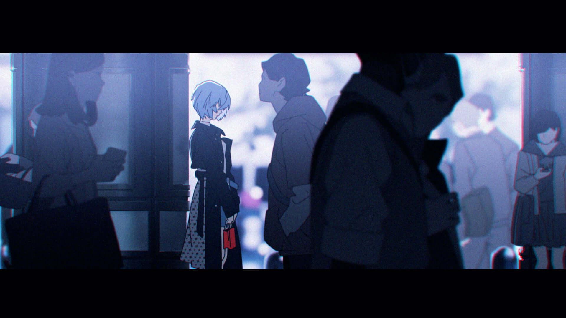 綾波レイが微笑む先には一体何が?『エヴァンゲリオン』とKATEのコラボ動画第2弾が公開決定 lf210202_kate-eva_9-1920x1080
