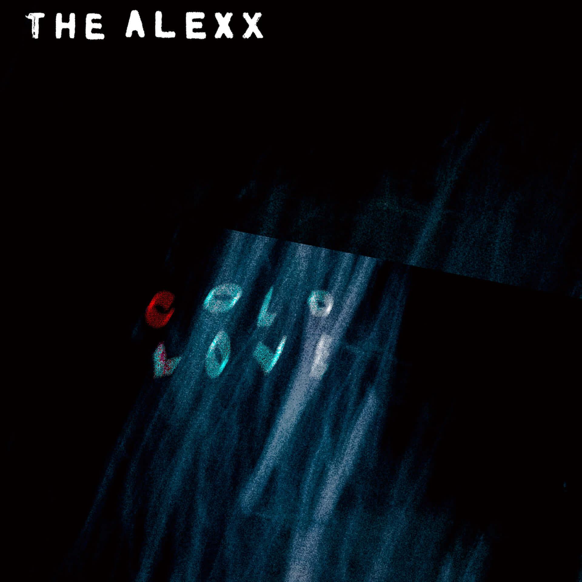 """THE ALEXXの新曲""""COLD LOVE""""がリリース決定!カップリングにはダブ・リミックス・バージョンも収録 lf210205_thealexx_1-1920x1920"""
