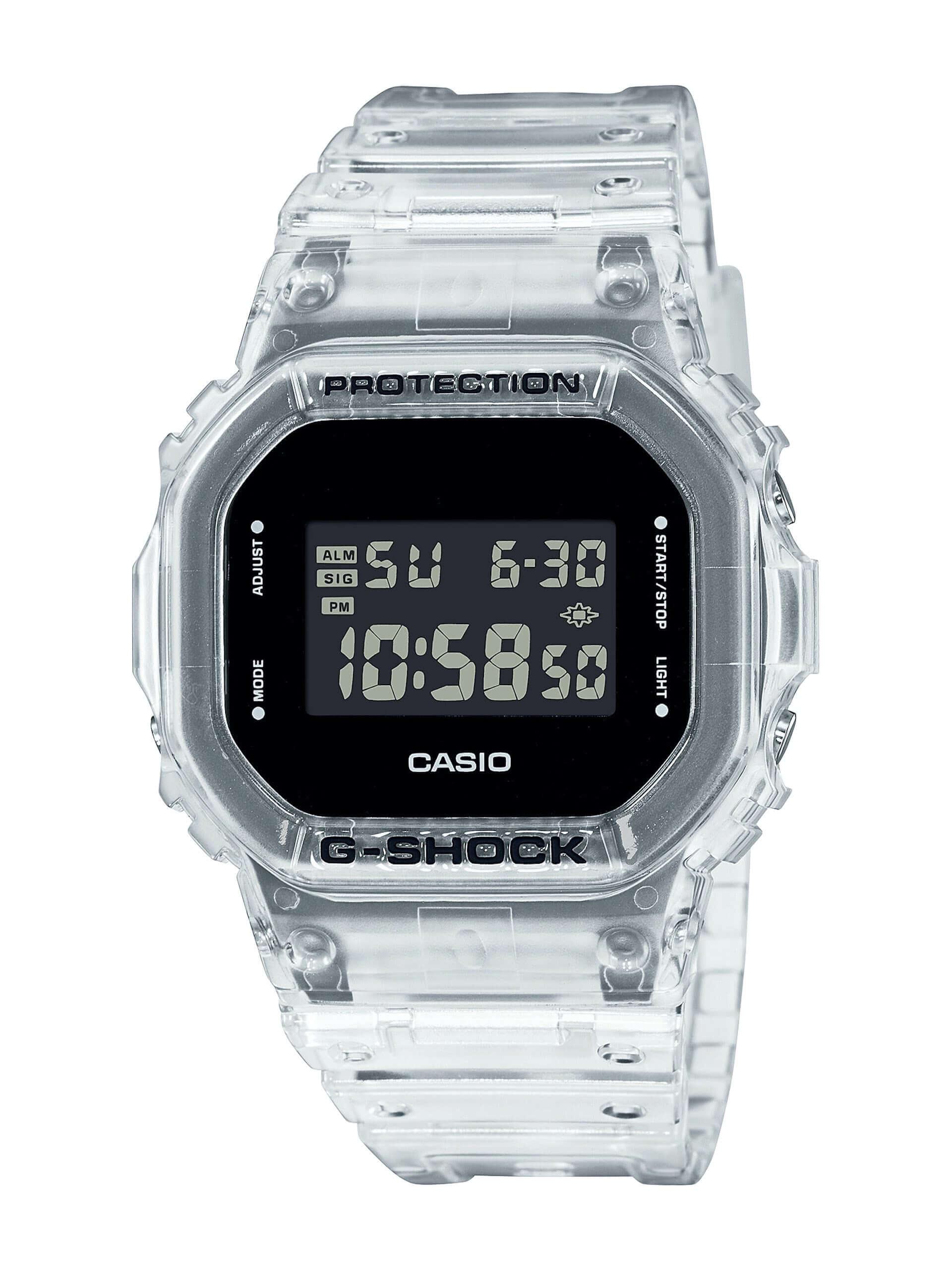 G-SHOCKのスケルトンシリーズに新作が登場!元祖スクエアモデル『DW-5600』やスポーティーモデル『GA-2000』など全6種 tech210202_g-shock_6-1920x2560