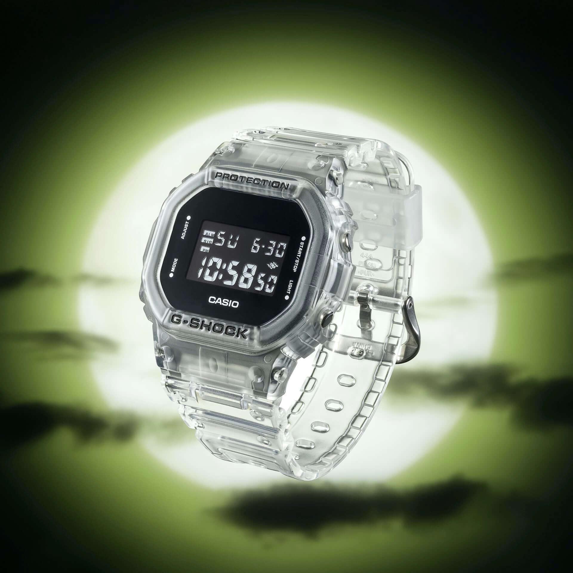 G-SHOCKのスケルトンシリーズに新作が登場!元祖スクエアモデル『DW-5600』やスポーティーモデル『GA-2000』など全6種 tech210202_g-shock_10-1920x1920