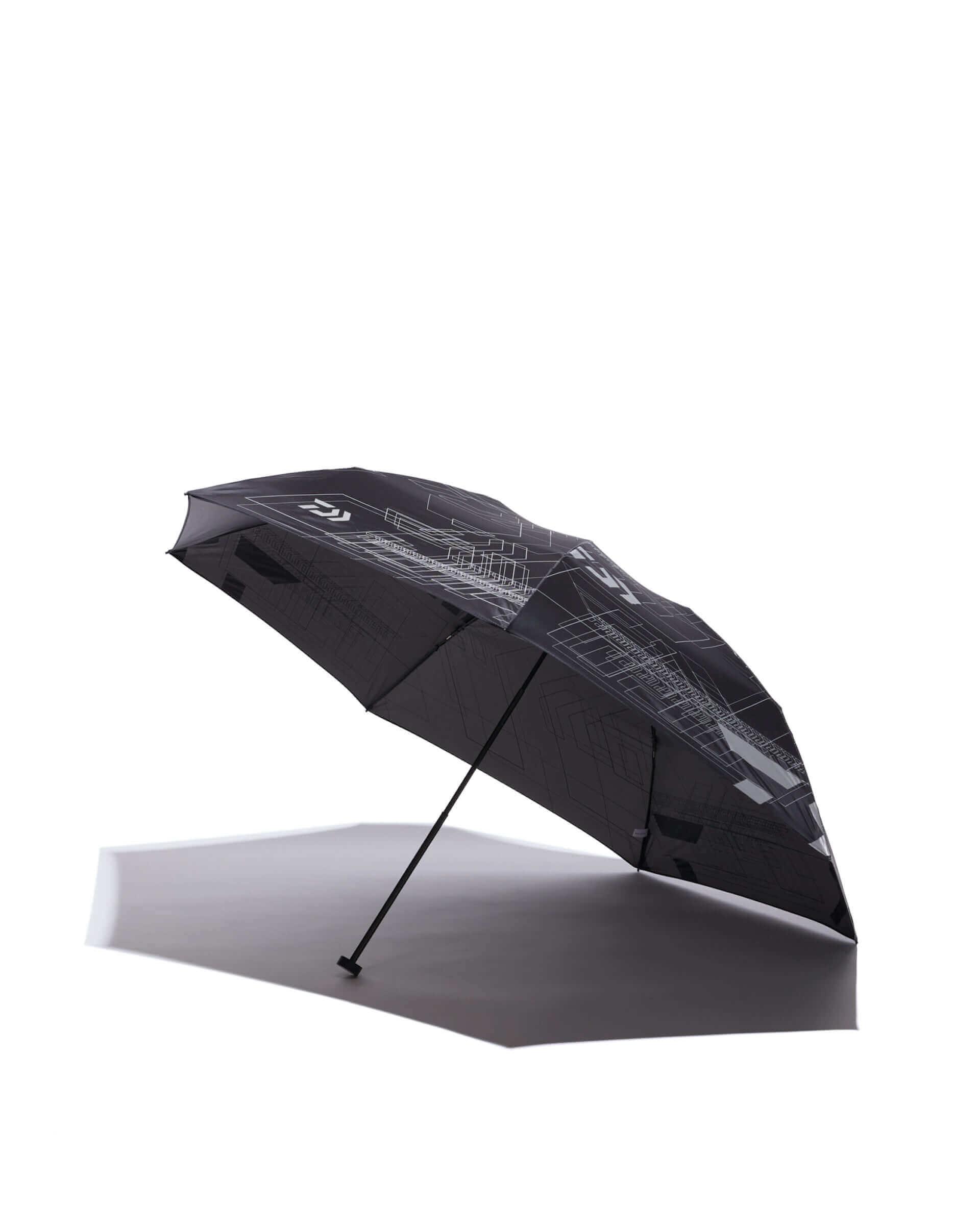 <佐藤可士和展>開催記念アイテムがDAIWA、D-VECから発売!釣り中に最適な軽量折りたたみ傘、ウィンドジャケット、ネックバックが登場 lf210203_daiwa-dvec_9-1920x2400
