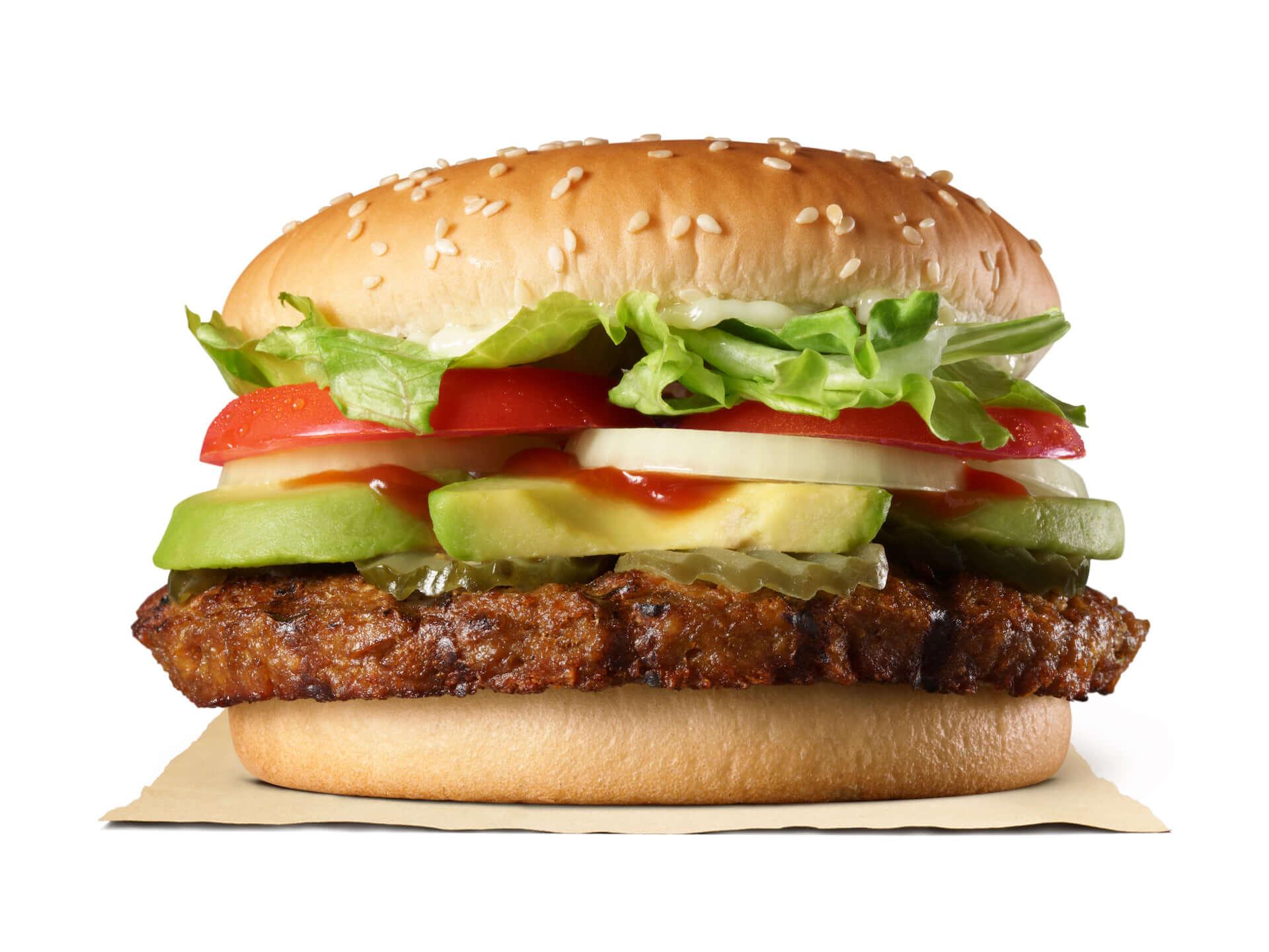 アボカドを贅沢に使ったワッパーがバーガーキングから登場!ビーフ/植物性パティの2種類が期間限定で新発売 gourmet210204_burgerking_2-1920x1441
