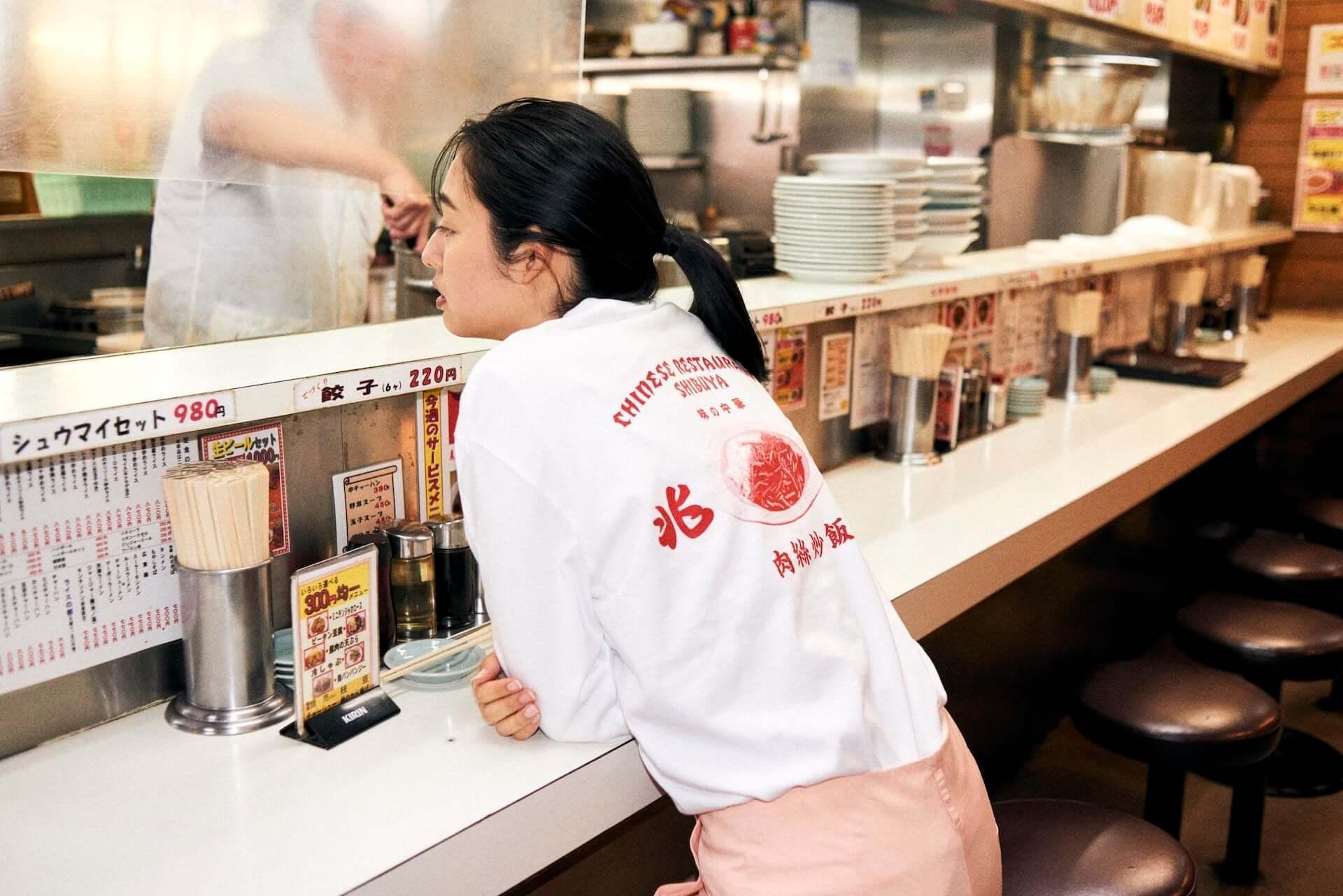 渋谷の街中華・兆楽とJOURNAL STANDARDがコラボ!Tシャツやキャップ、エコバッグが受注販売開始 lf210205_choraku-journalstandard_12-1920x1281