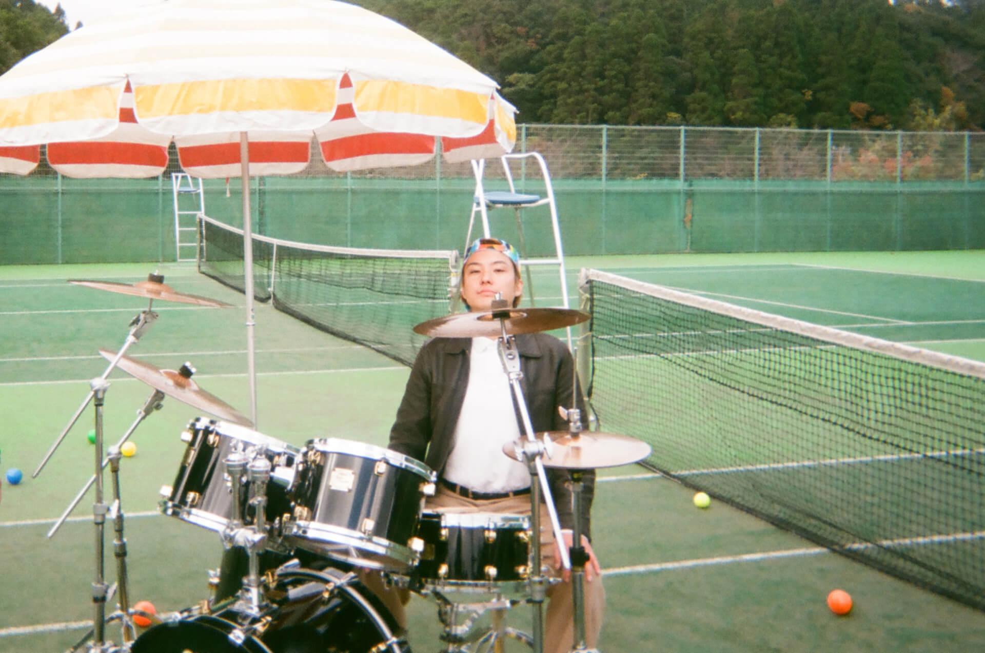 TENDOUJIのBuddy's Q 〜今さら聞けないあの質問〜|vol.2:ドラムの展望と昔の仕事 music210107_TENDOUJI-02